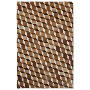 Butler Specialty Company Hair On Hide Rug 5' X 8' Area Rug