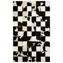 Butler Specialty Company Hair On Hide Rug 5' X 8' Area Rug - Item Number: 9603351