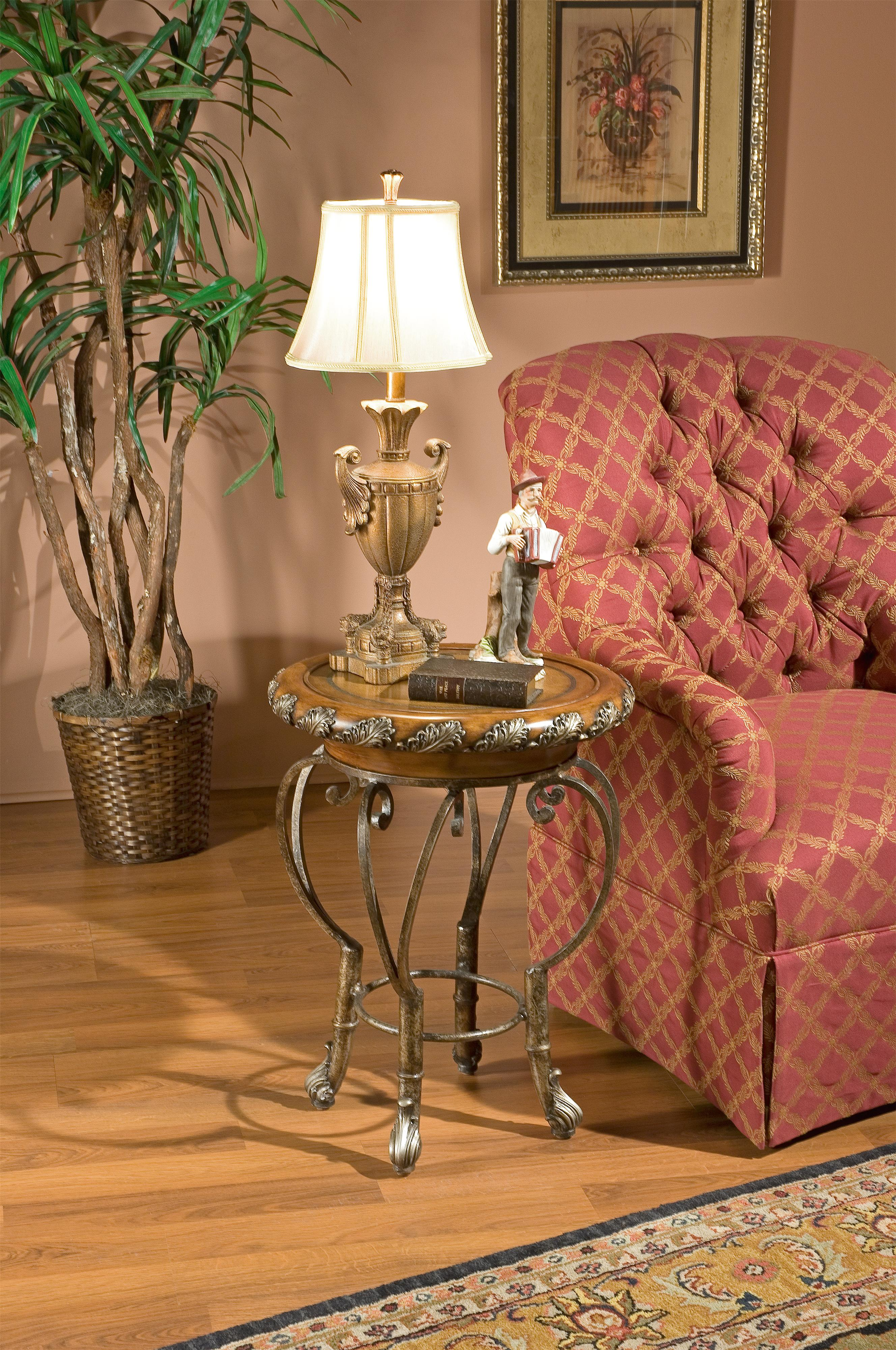 Butler Specialty Company Heritage Accent Table - Item Number: 1521070