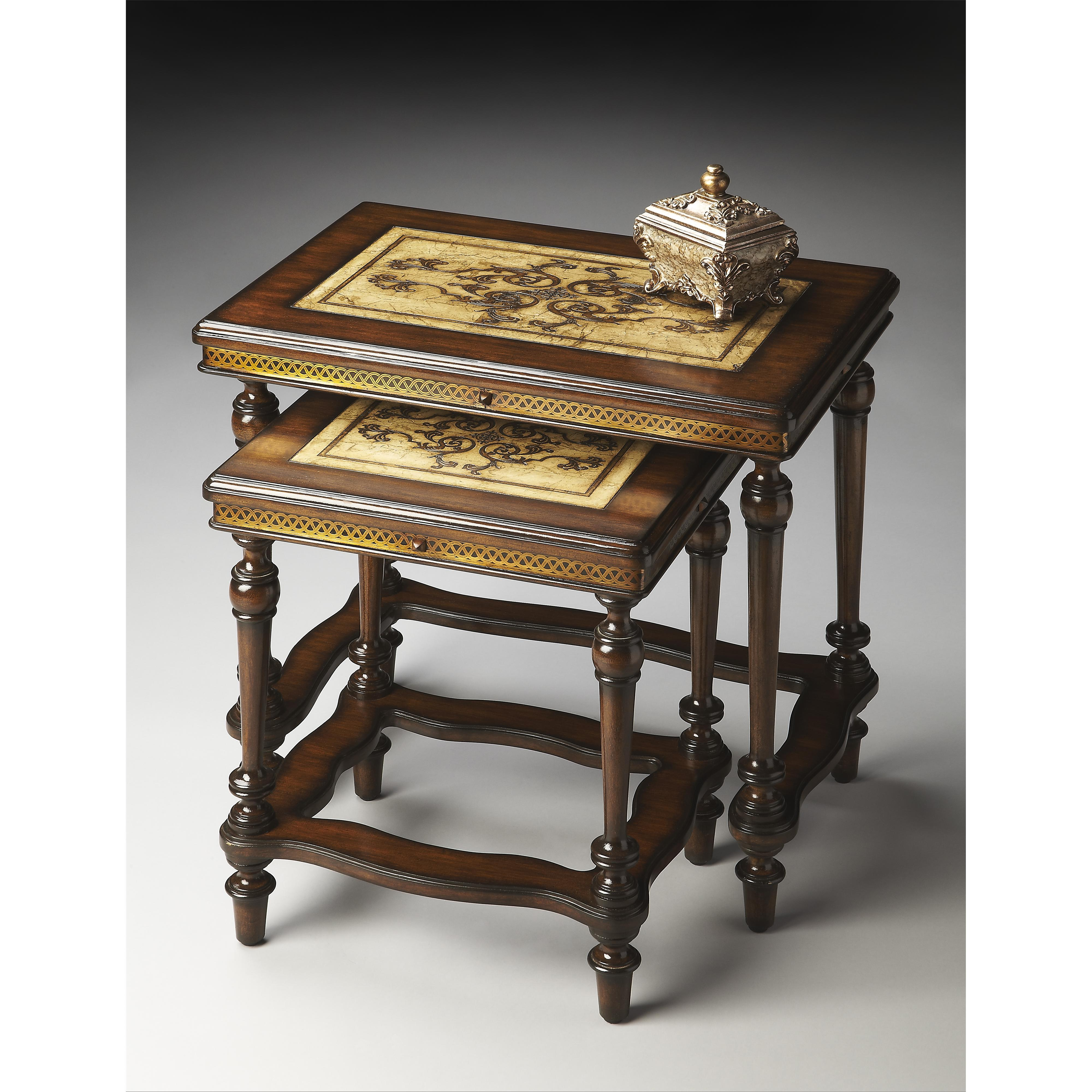 Butler Specialty Company Heritage Nesting Tables - Item Number: 2290070