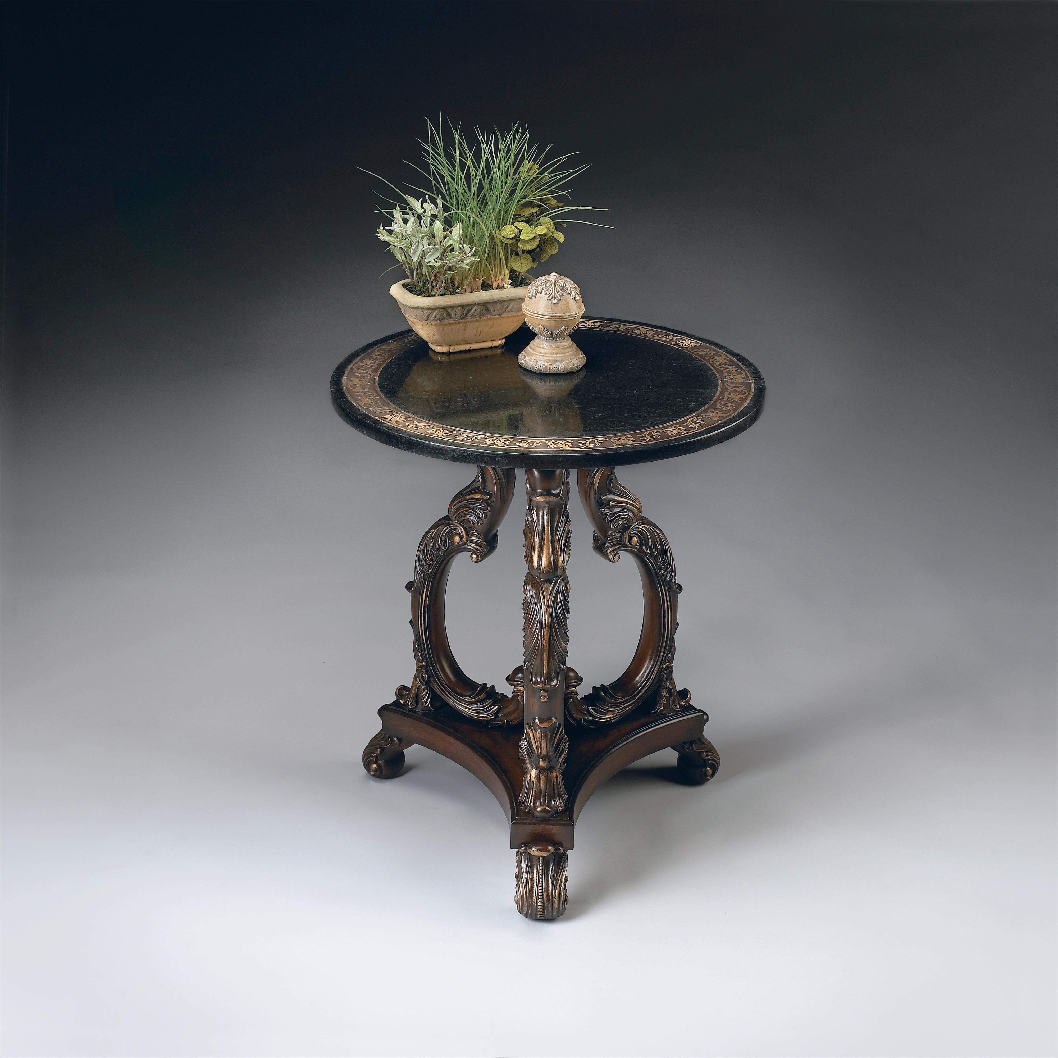 Butler Specialty Company Heritage Accent Table - Item Number: 2347070