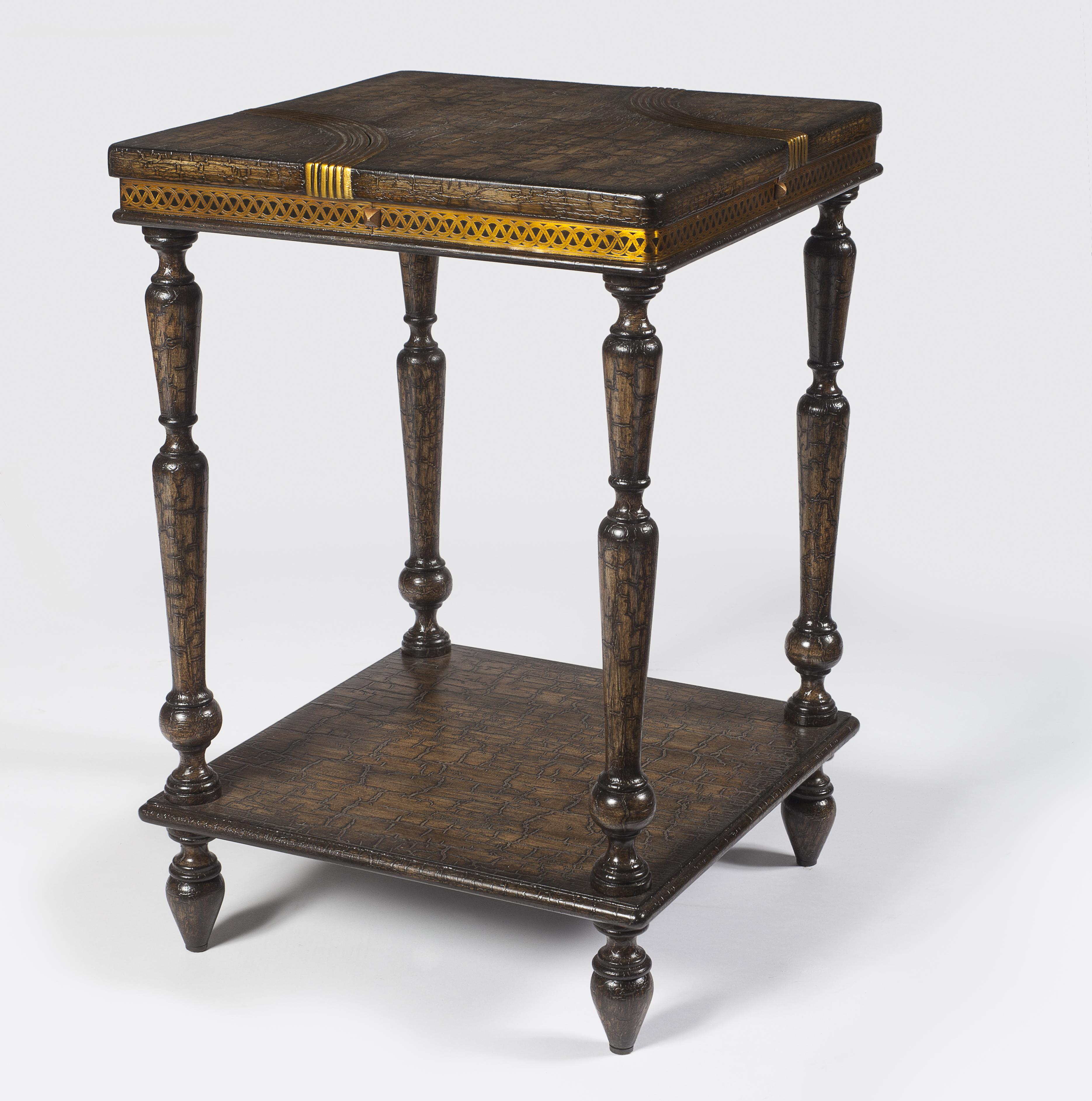 Butler Specialty Company Heritage Accent Table - Item Number: 2648070
