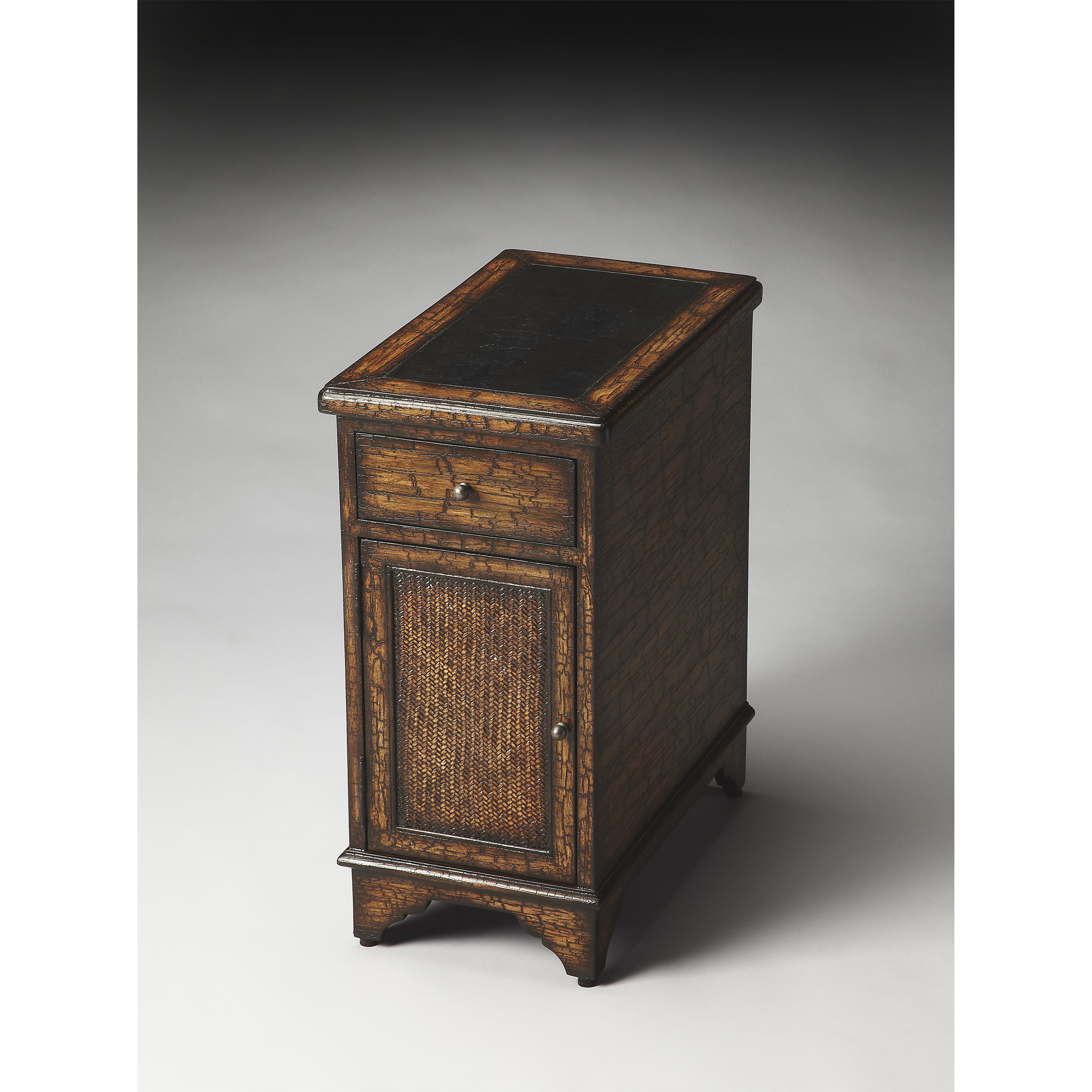Butler Specialty Company Heritage Chairside Chest - Item Number: 3102070