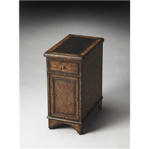 Butler Specialty Company Heritage Chairside Chest