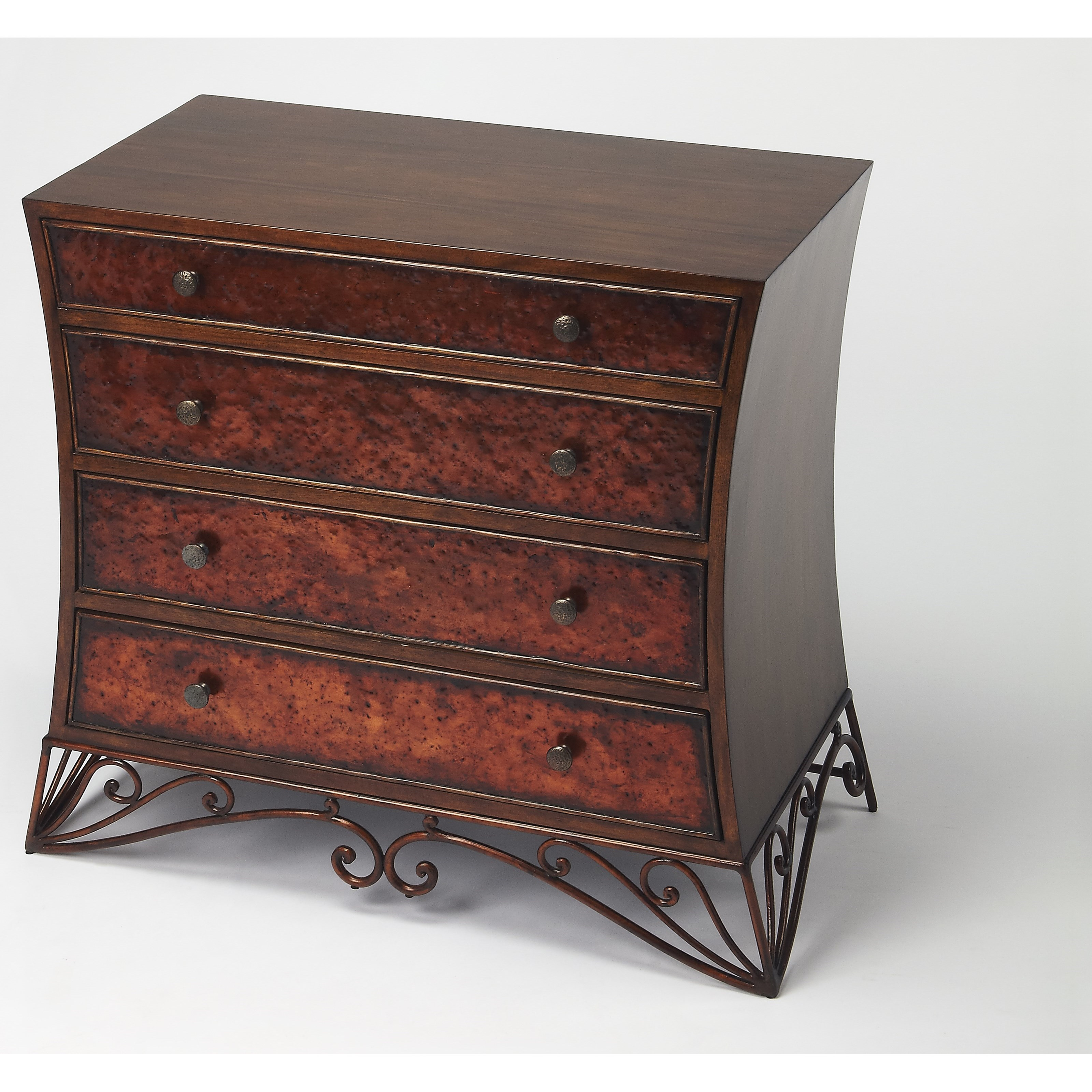 Butler Specialty Company Heritage Console Chest - Item Number: 3702070