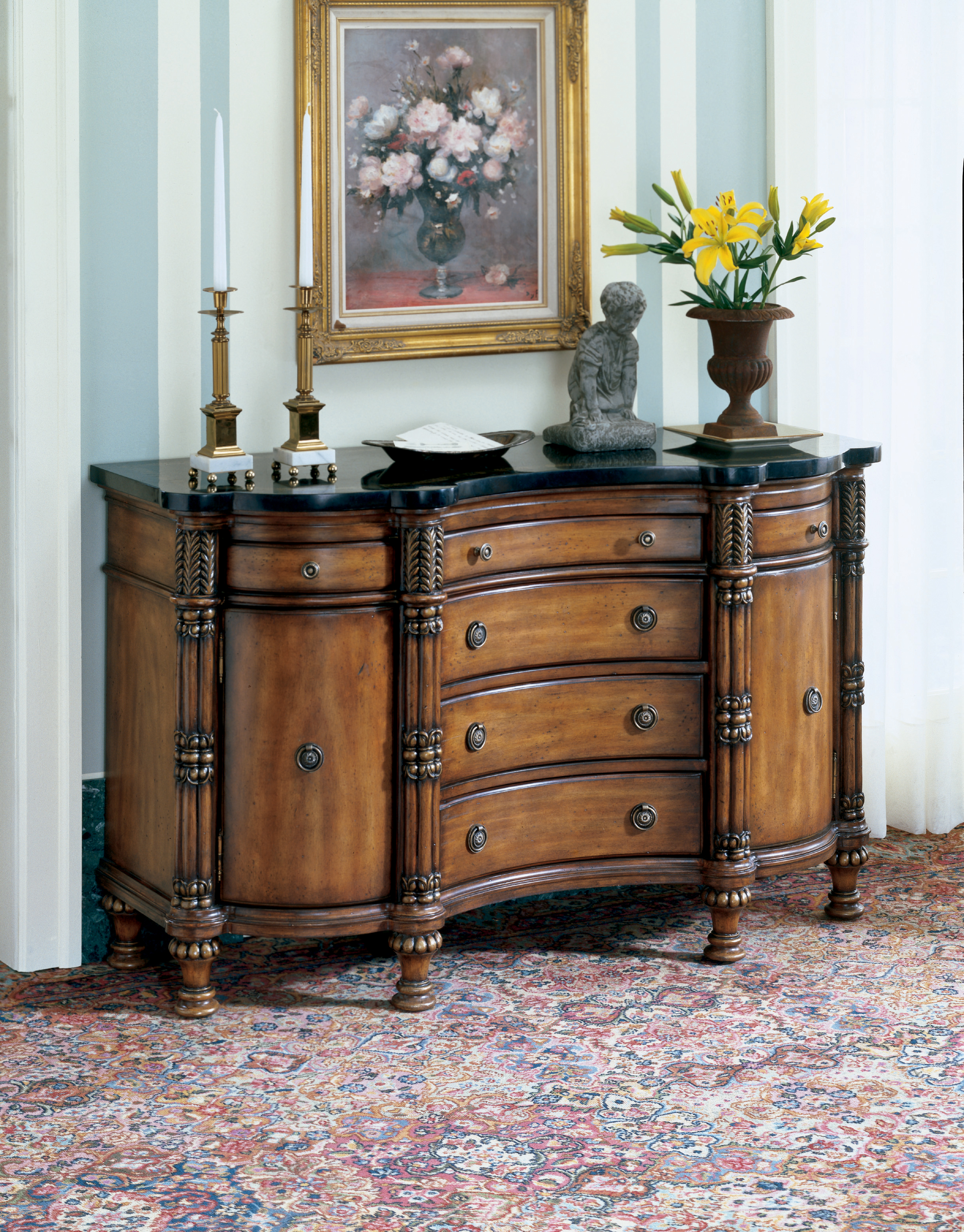 Butler Specialty Company Heritage Credenza - Item Number: 458070