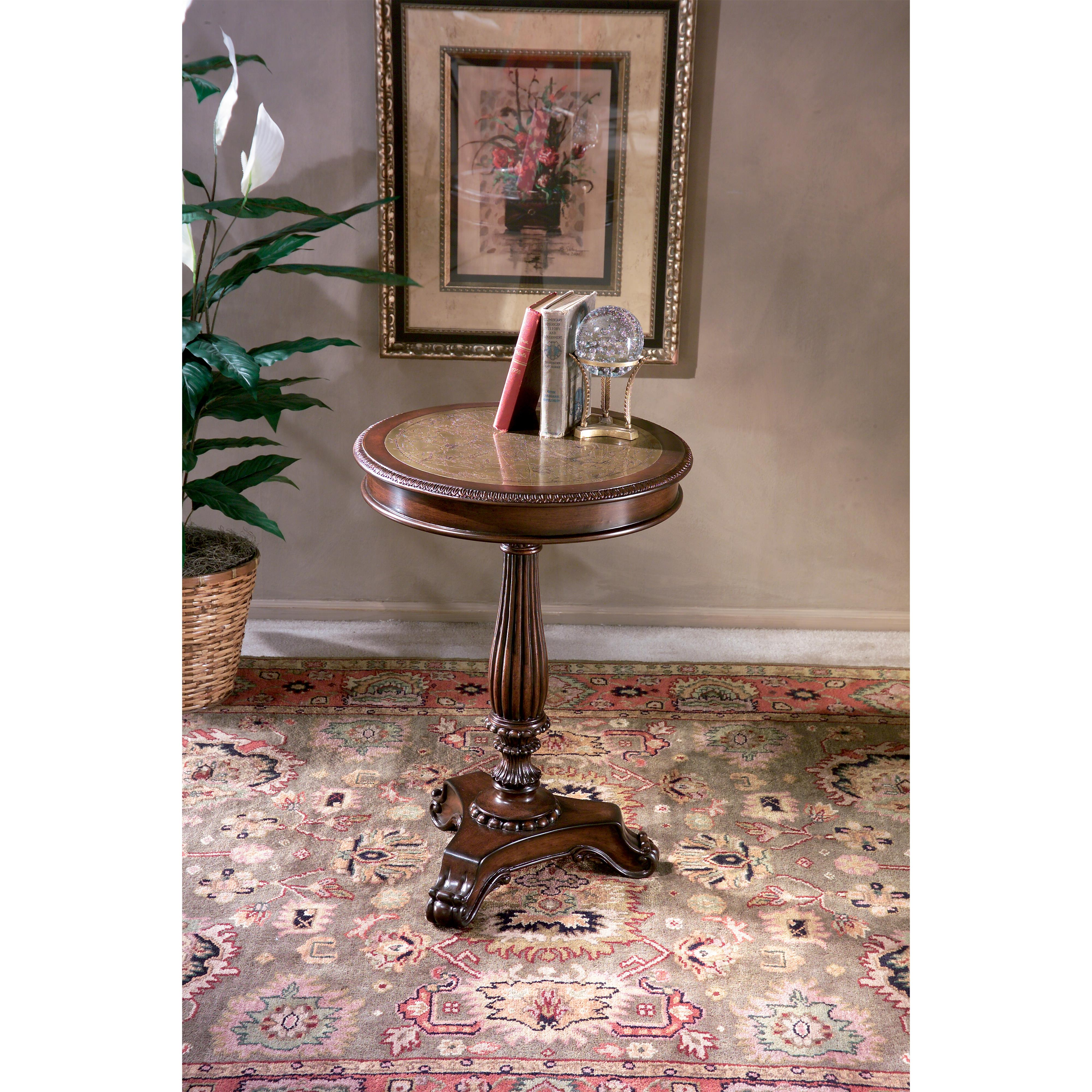 Butler Specialty Company Heritage Round Pedestal Table - Item Number: 503070