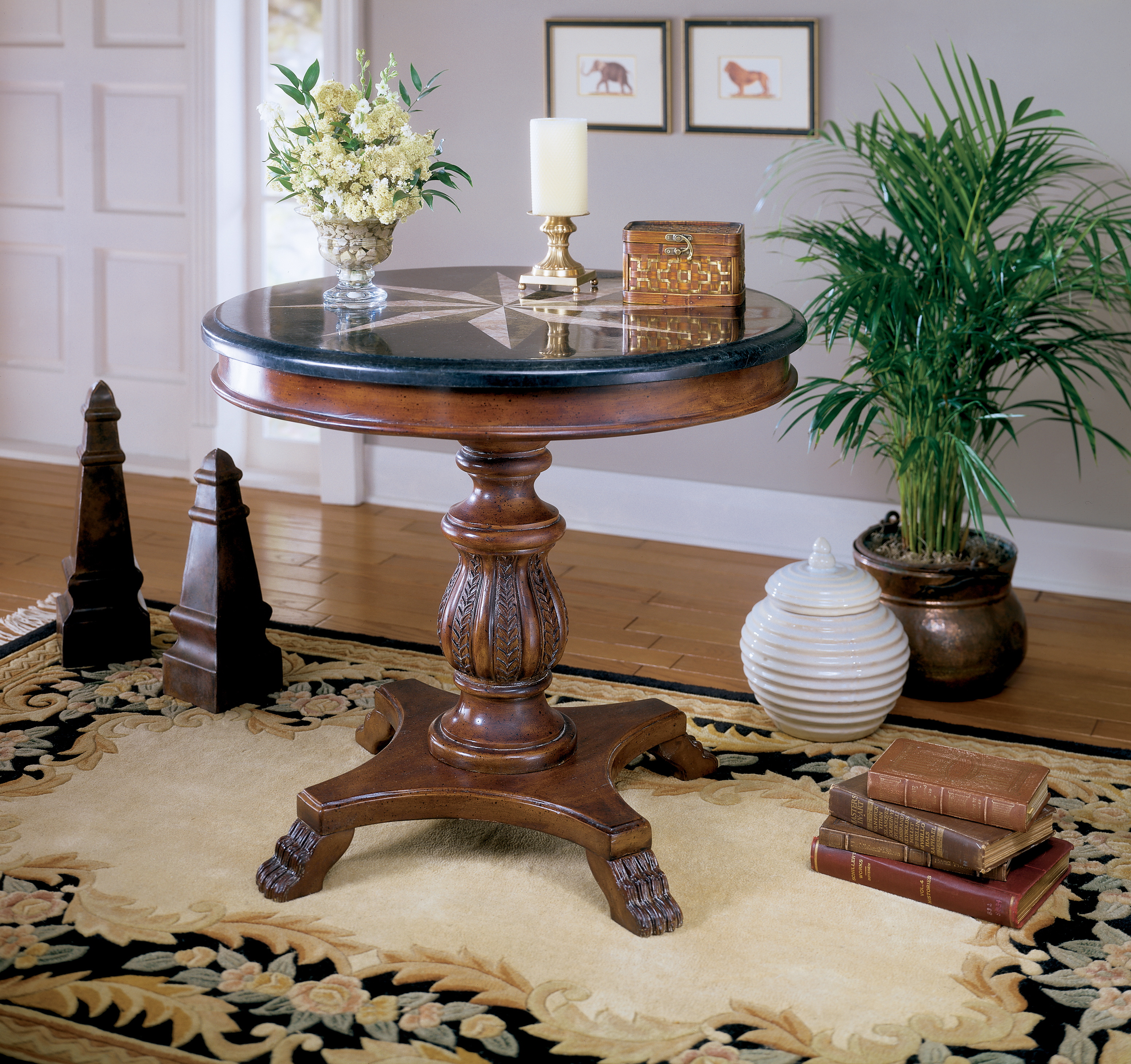Butler Specialty Company Heritage Accent Hall Table - Item Number: 545070