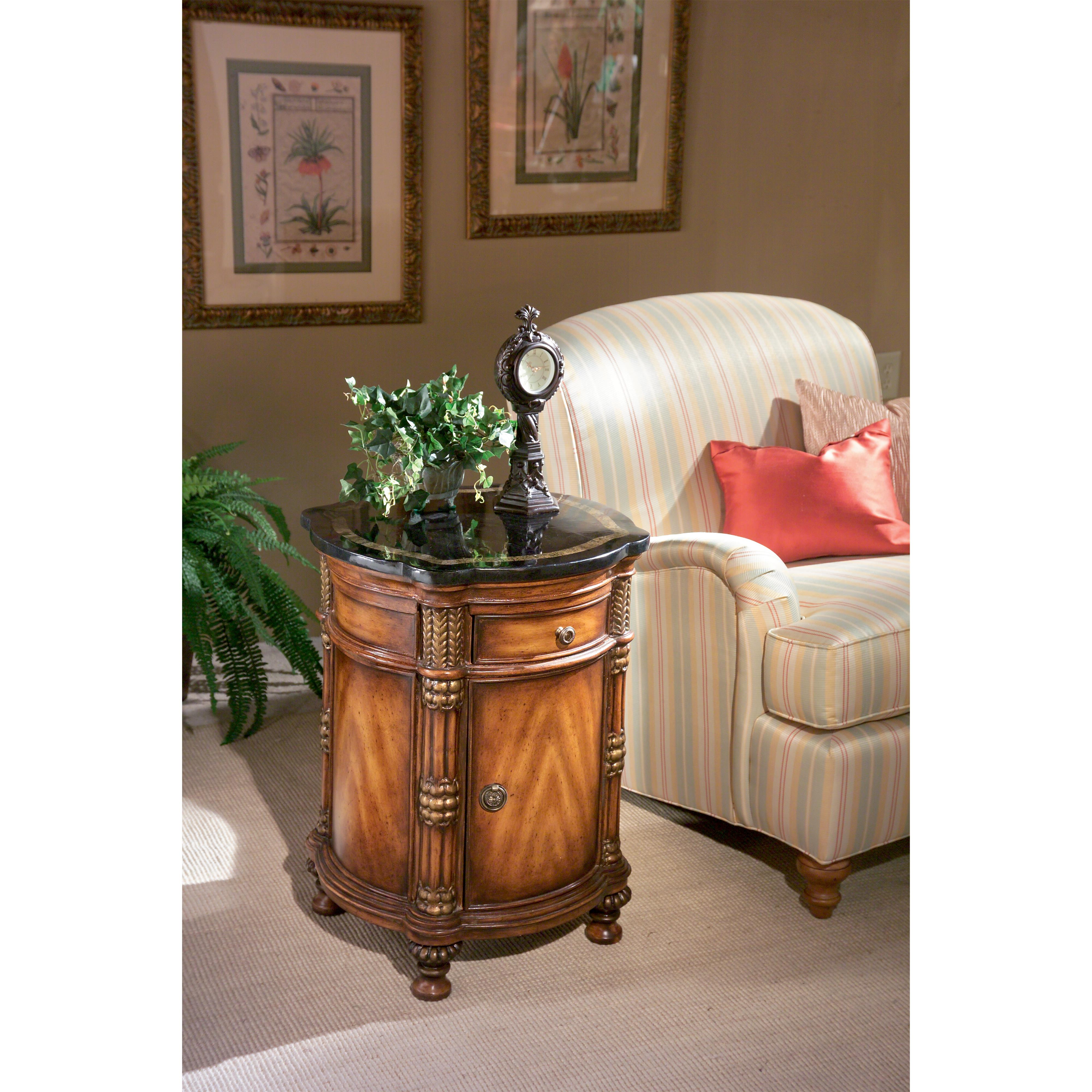 Butler Specialty Company Heritage Drum Table - Item Number: 847070
