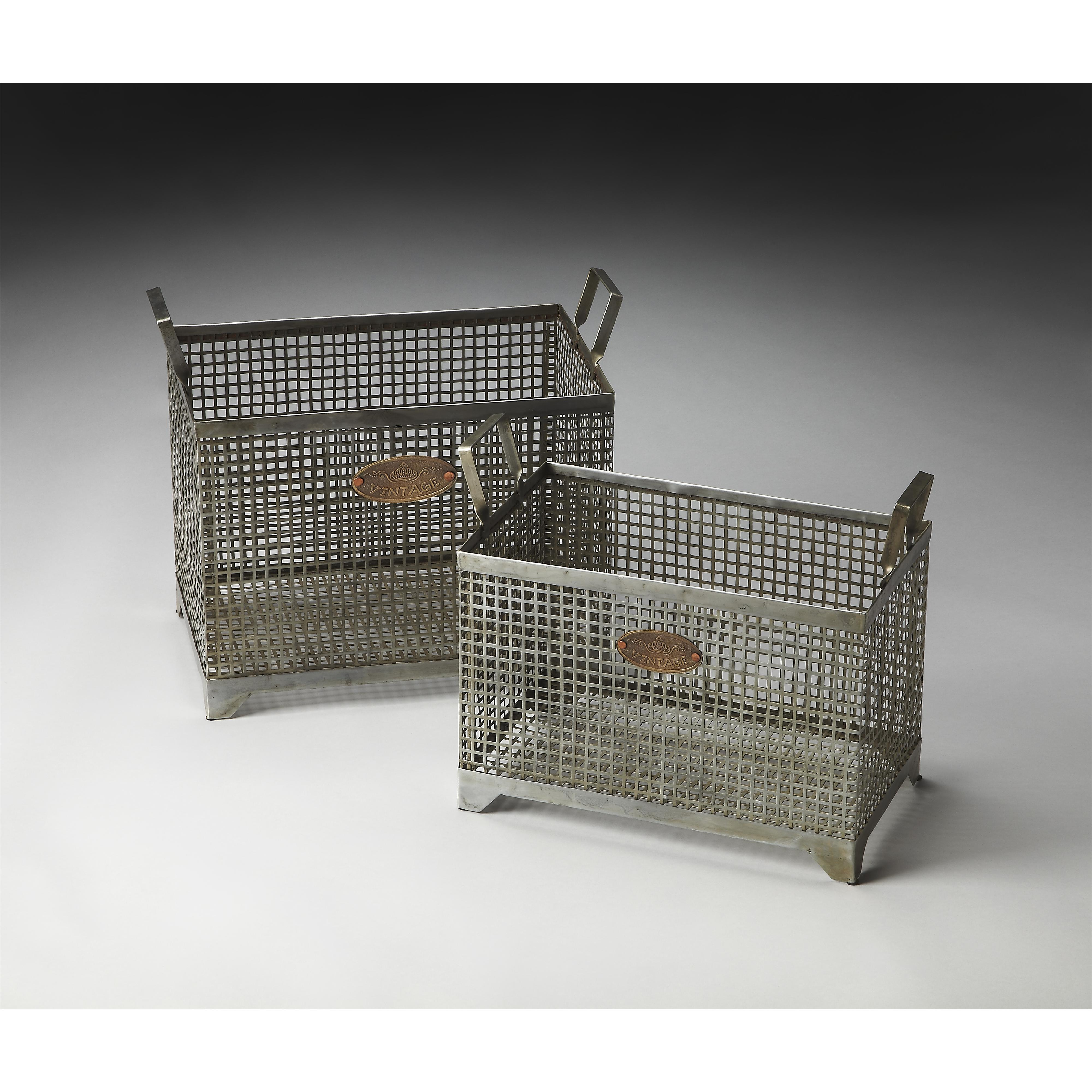 Butler Specialty Company Hors D'oeuvres Storage Basket Set - Item Number: 2549016