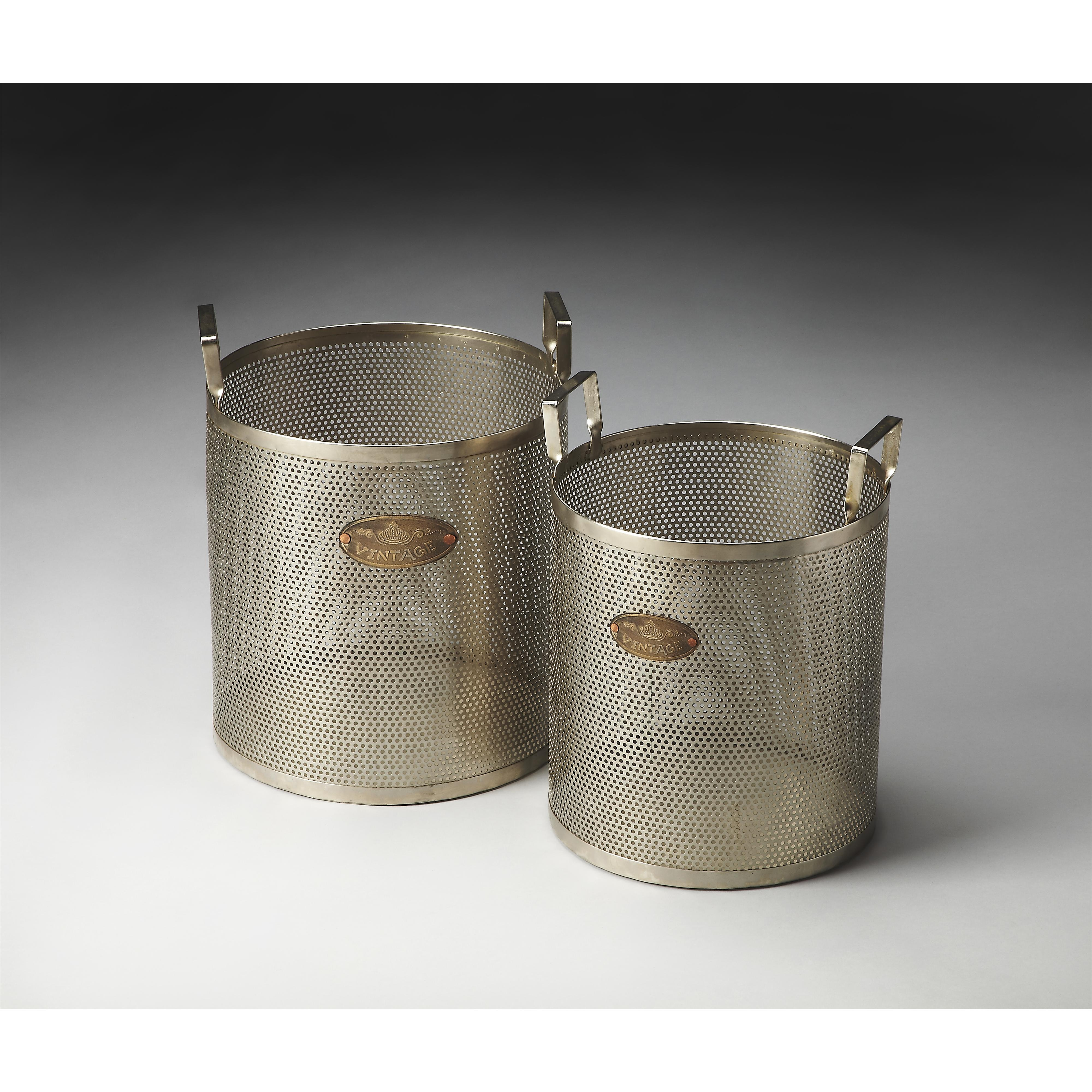 Butler Specialty Company Hors D'oeuvres Storage Basket Set - Item Number: 2550016