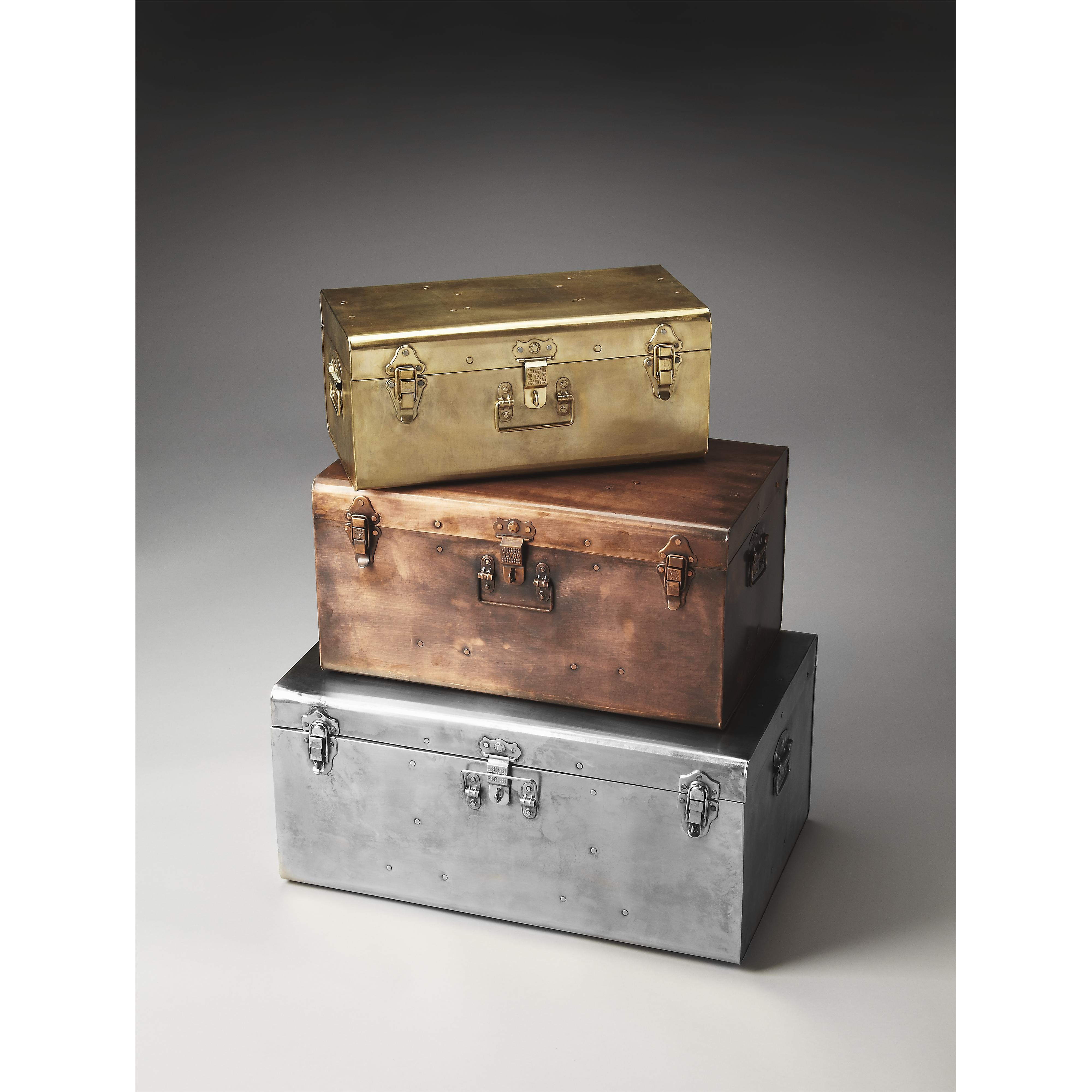 Butler Specialty Company Hors D'oeuvres Storage Trunk Set - Item Number: 2744016