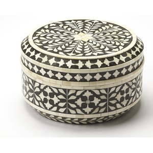Butler Specialty Company Hors D'oeuvres Round Storage Box