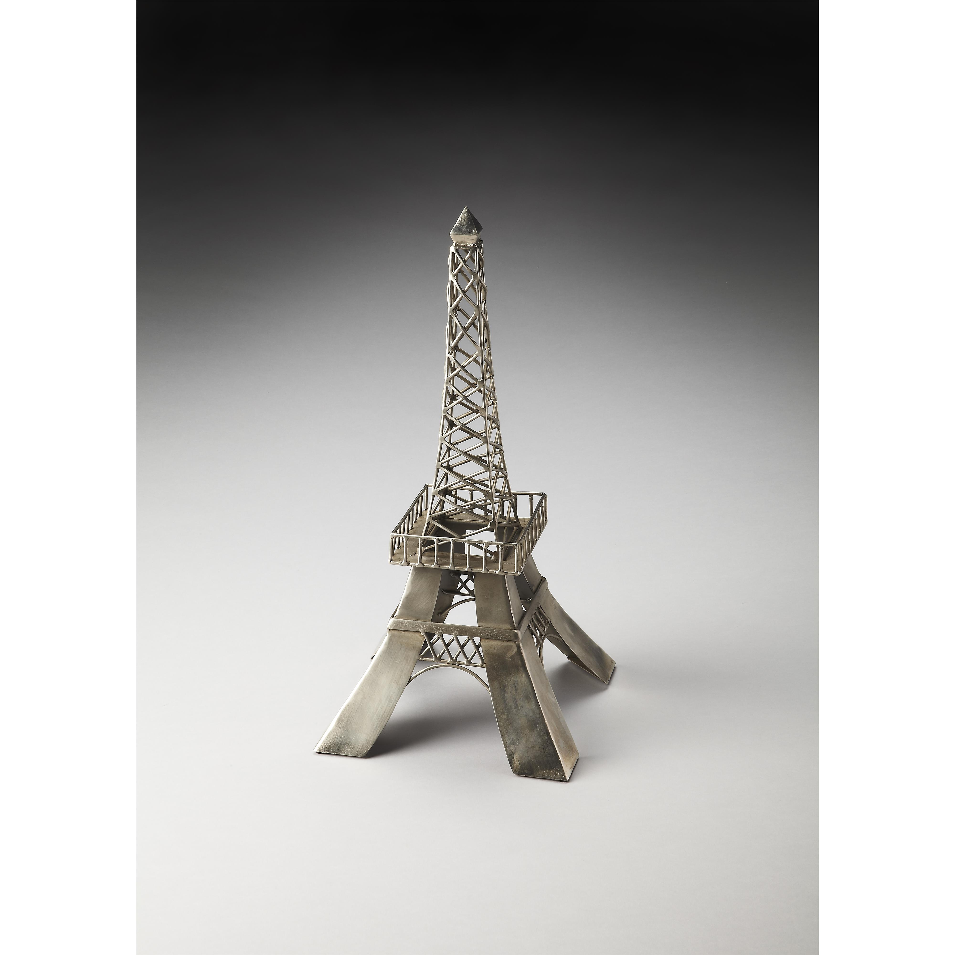 Butler Specialty Company Hors D'oeuvres Eiffel Tower Figurine - Item Number: 5132016