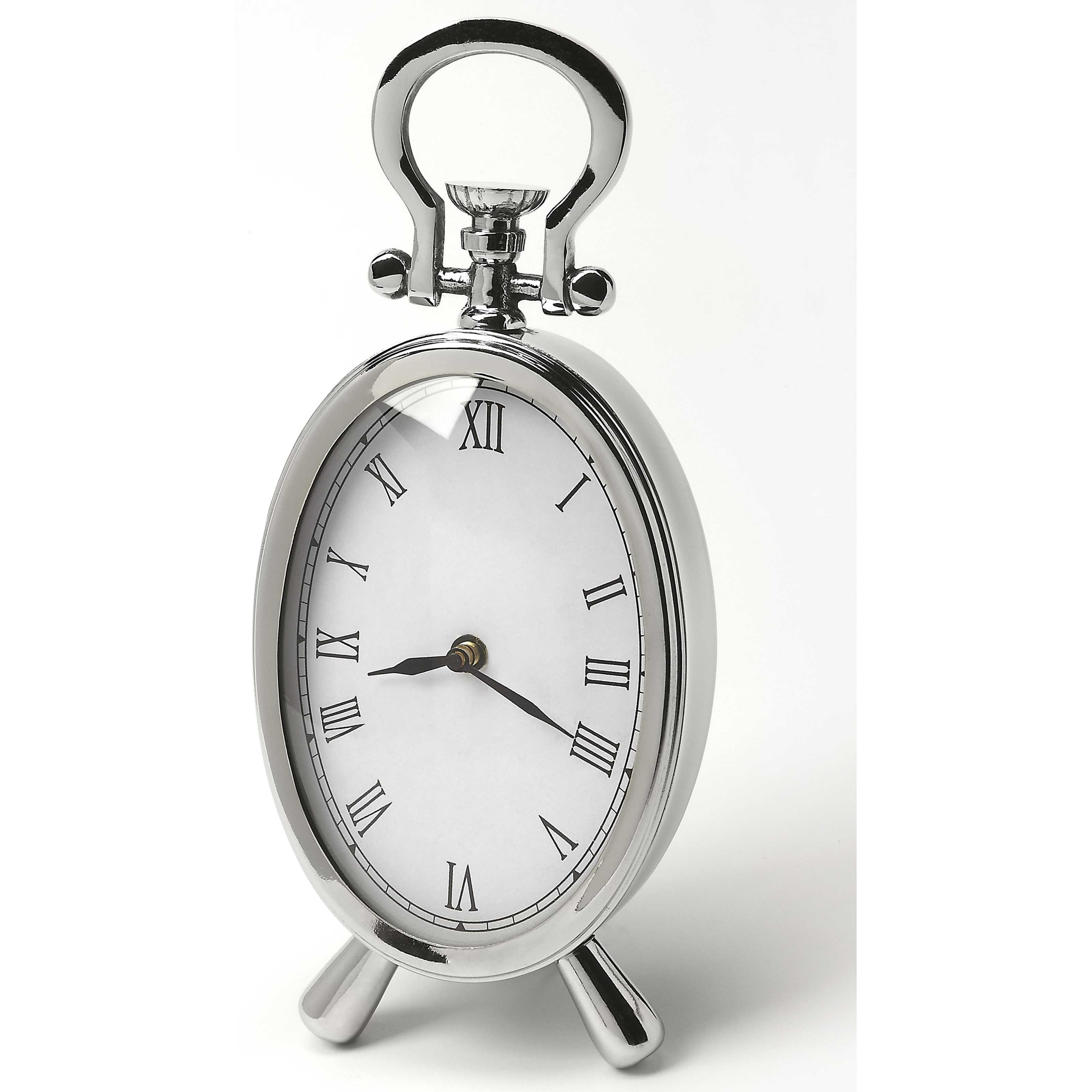 Butler Specialty Company Hors D'oeuvres Desk Clock - Item Number: 6204365