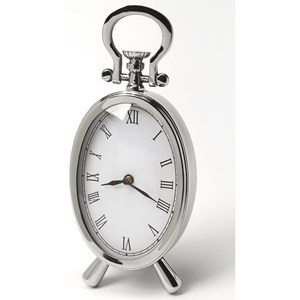 Butler Specialty Company Hors D'oeuvres Desk Clock