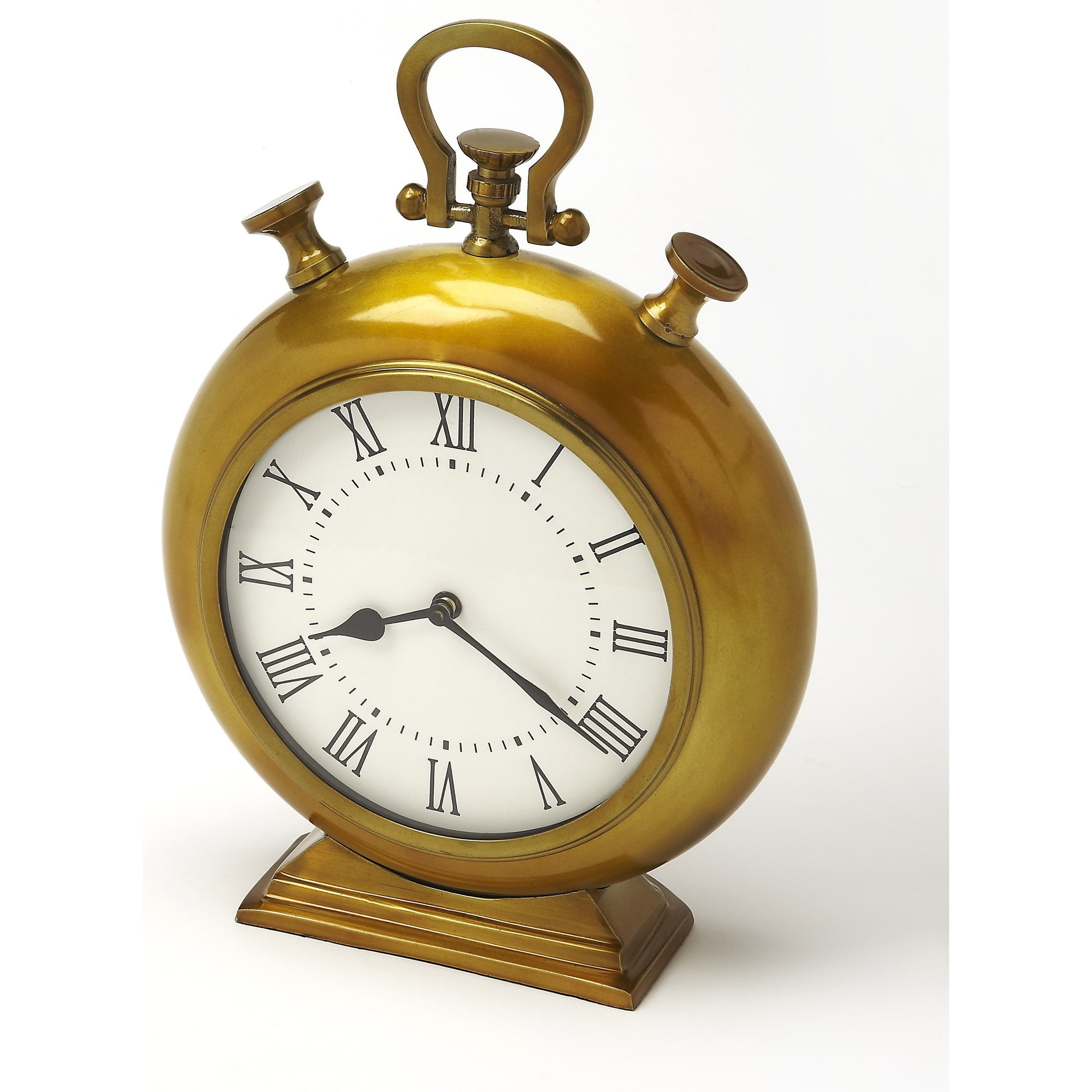 Butler Specialty Company Hors D'oeuvres Desk Clock - Item Number: 6210365