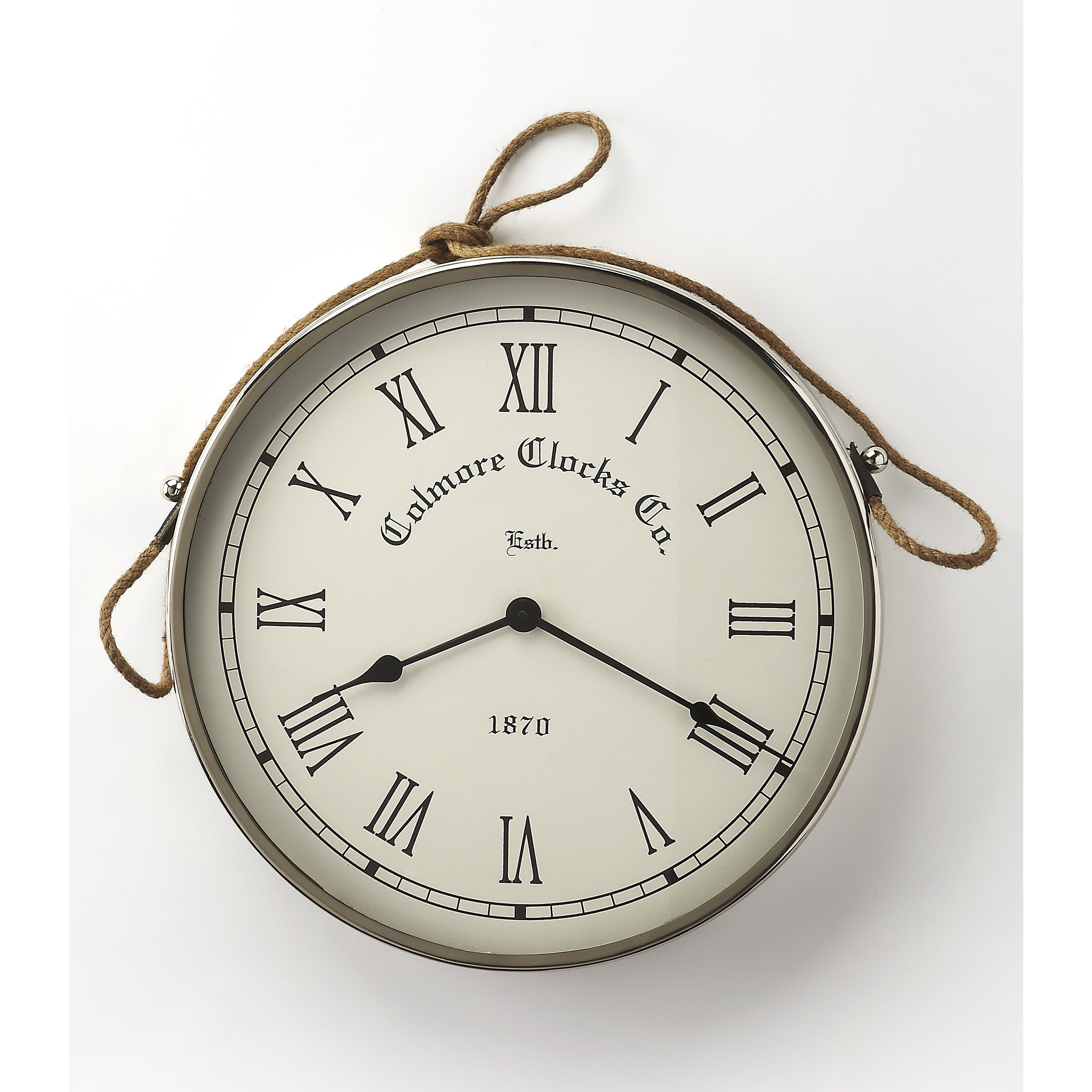 Butler Specialty Company Hors D'oeuvres Wall Clock - Item Number: 6216365
