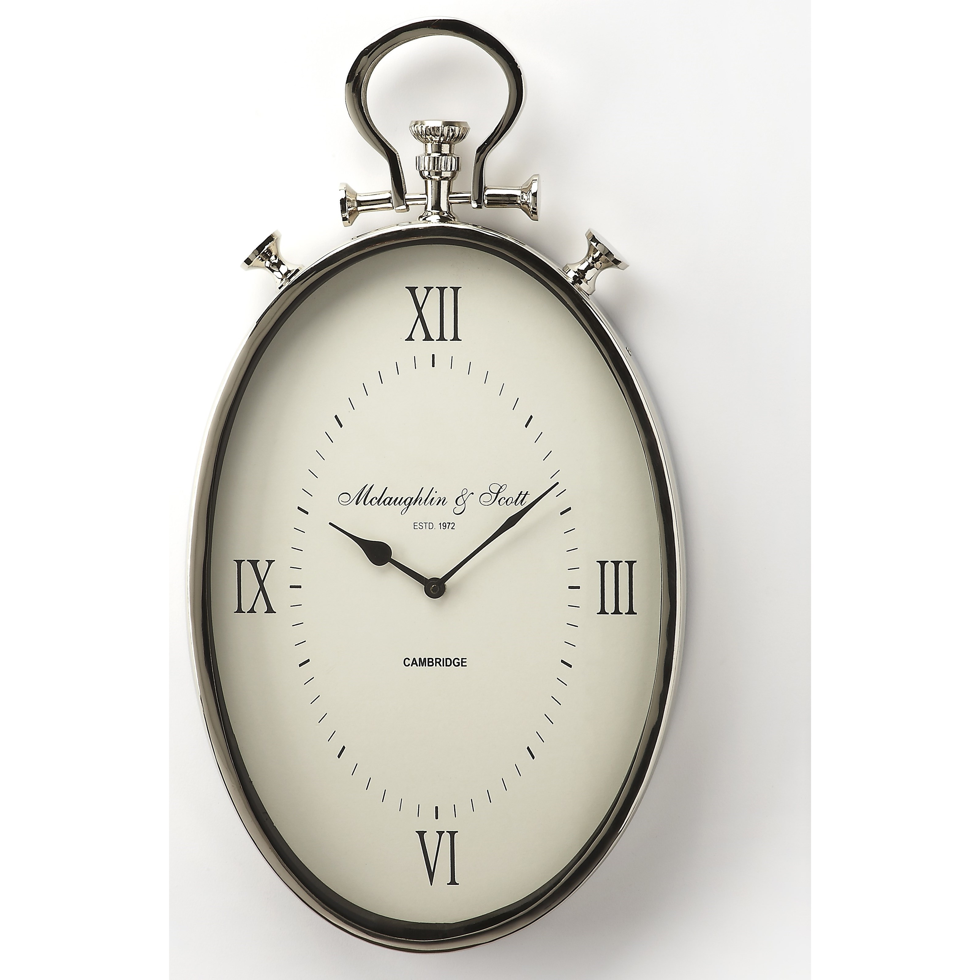 Butler Specialty Company Hors D'oeuvres Wall Clock - Item Number: 6218365