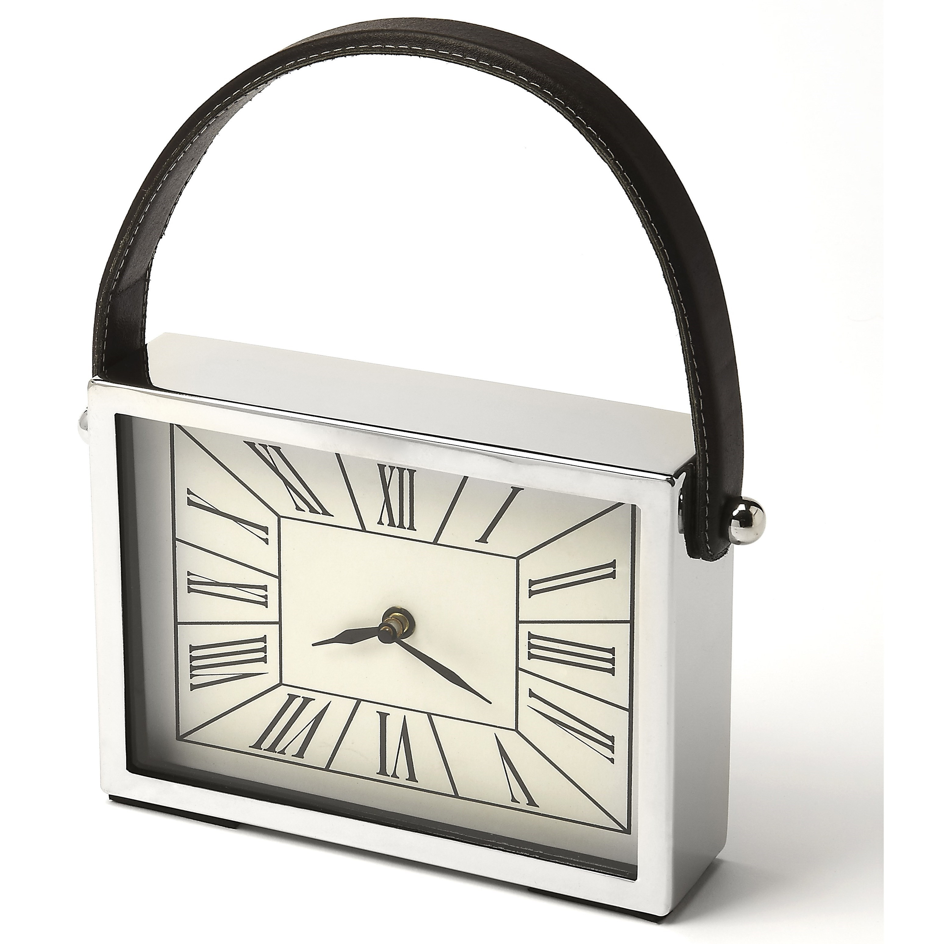 Butler Specialty Company Hors D'oeuvres Desk Clock - Item Number: 6220365