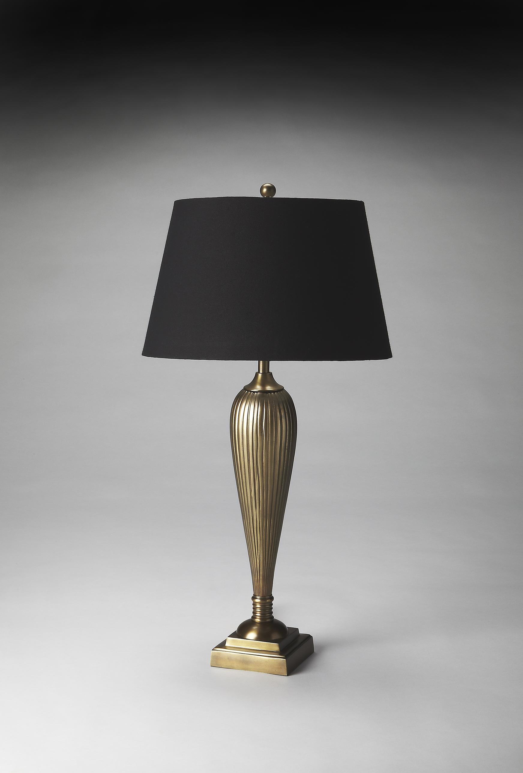 Butler Specialty Company Hors D'oeuvres Table Lamp - Item Number: 7131116