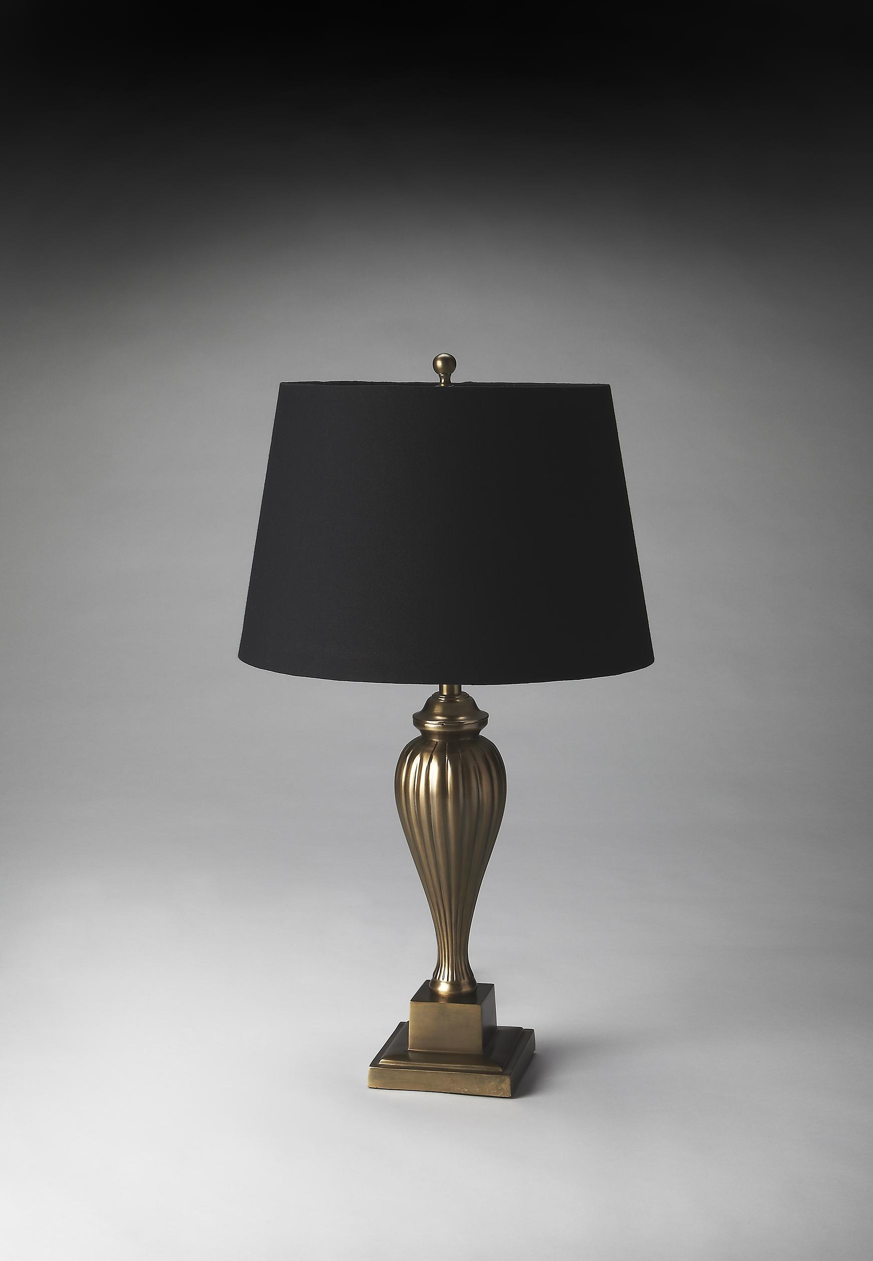 Butler Specialty Company Hors D'oeuvres Table Lamp - Item Number: 7150116