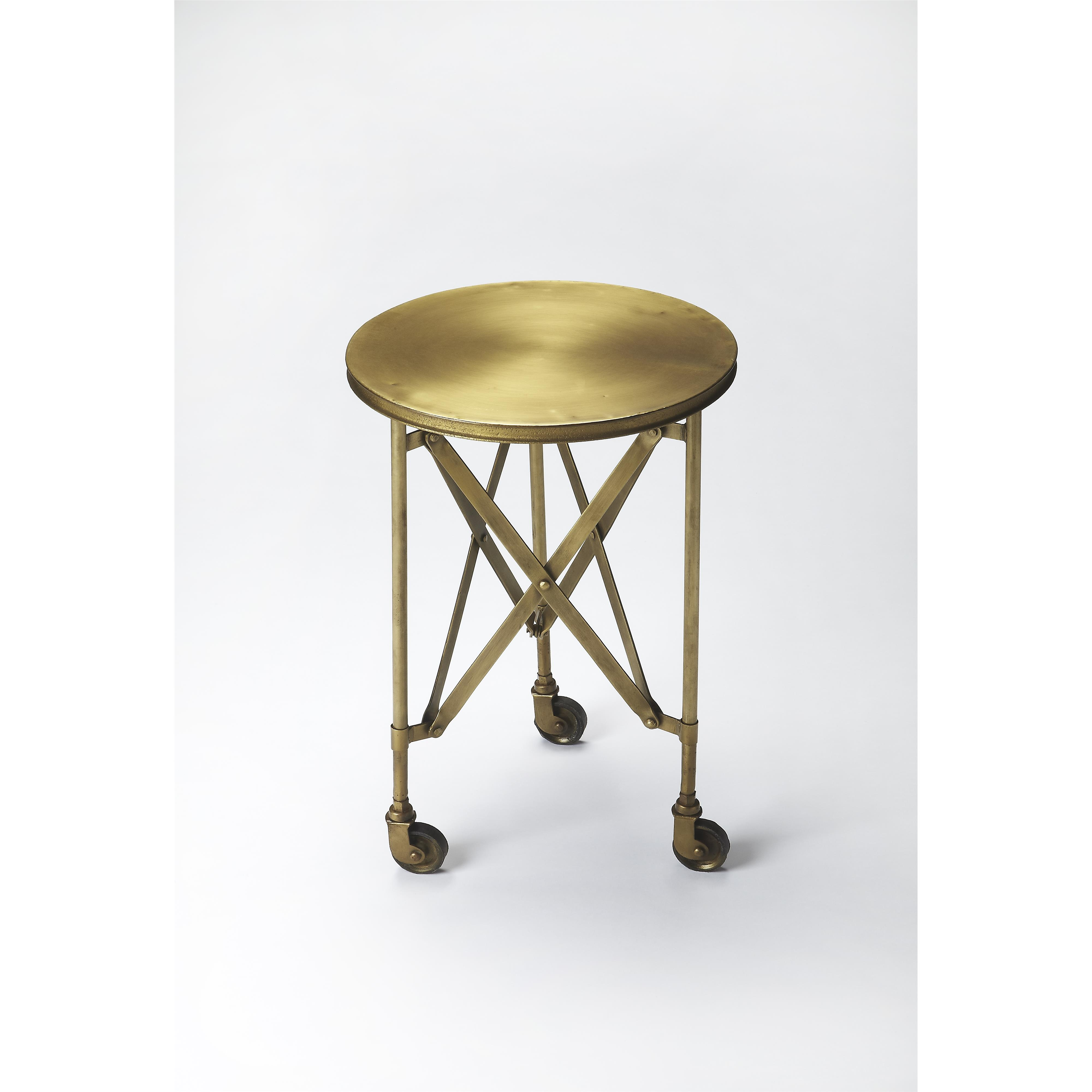Butler Specialty Company Industrial Chic Accent Table - Item Number: 1168226