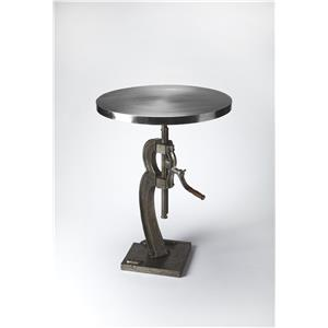 Butler Specialty Company Industrial Chic Crank Pub Table