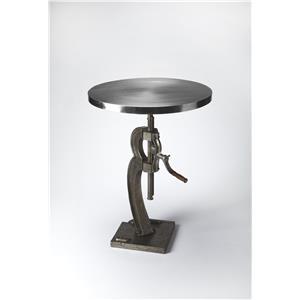 Butler Specialty Company Industrial Chic Crank Pub Table