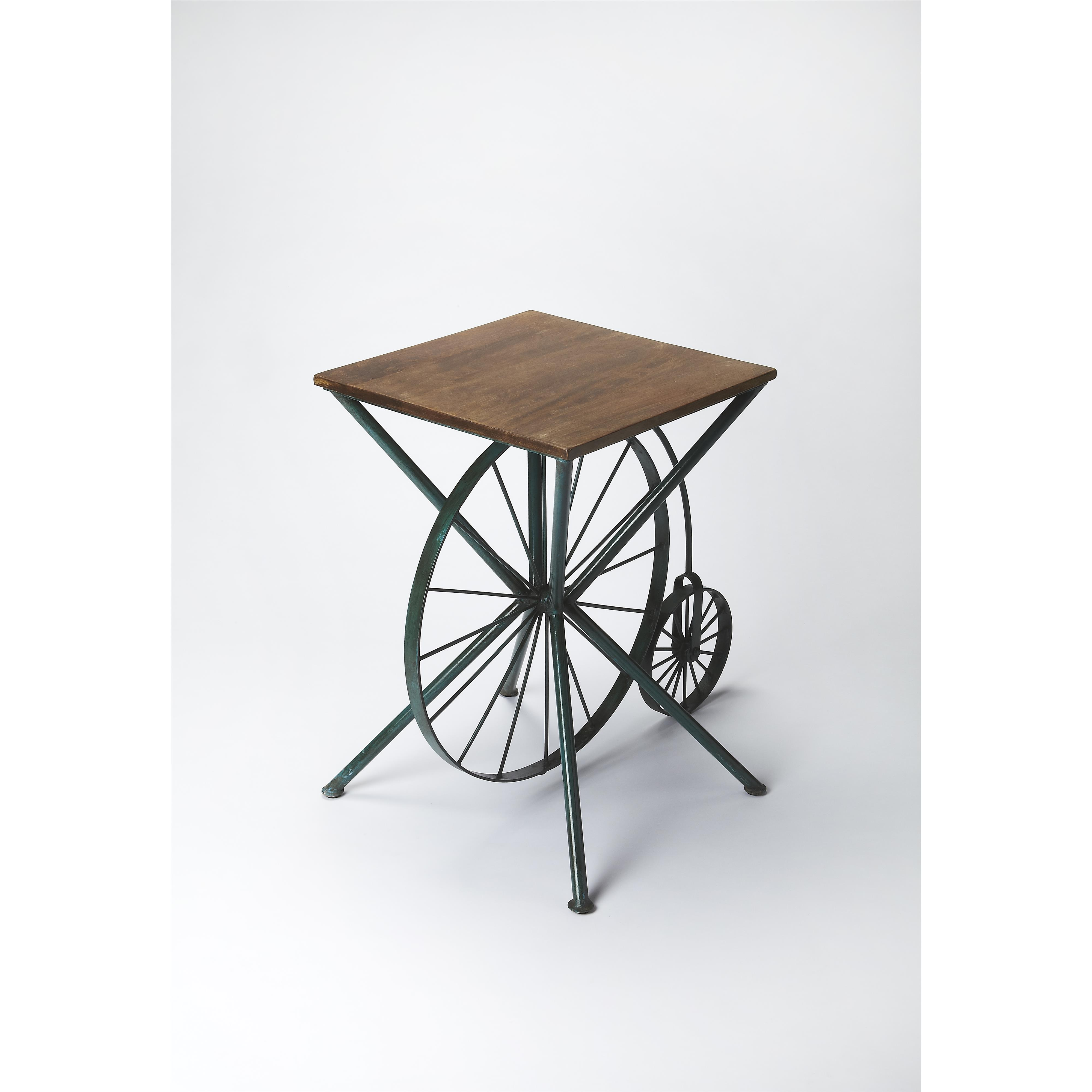 Butler Specialty Company Industrial Chic Accent Table - Item Number: 3540330