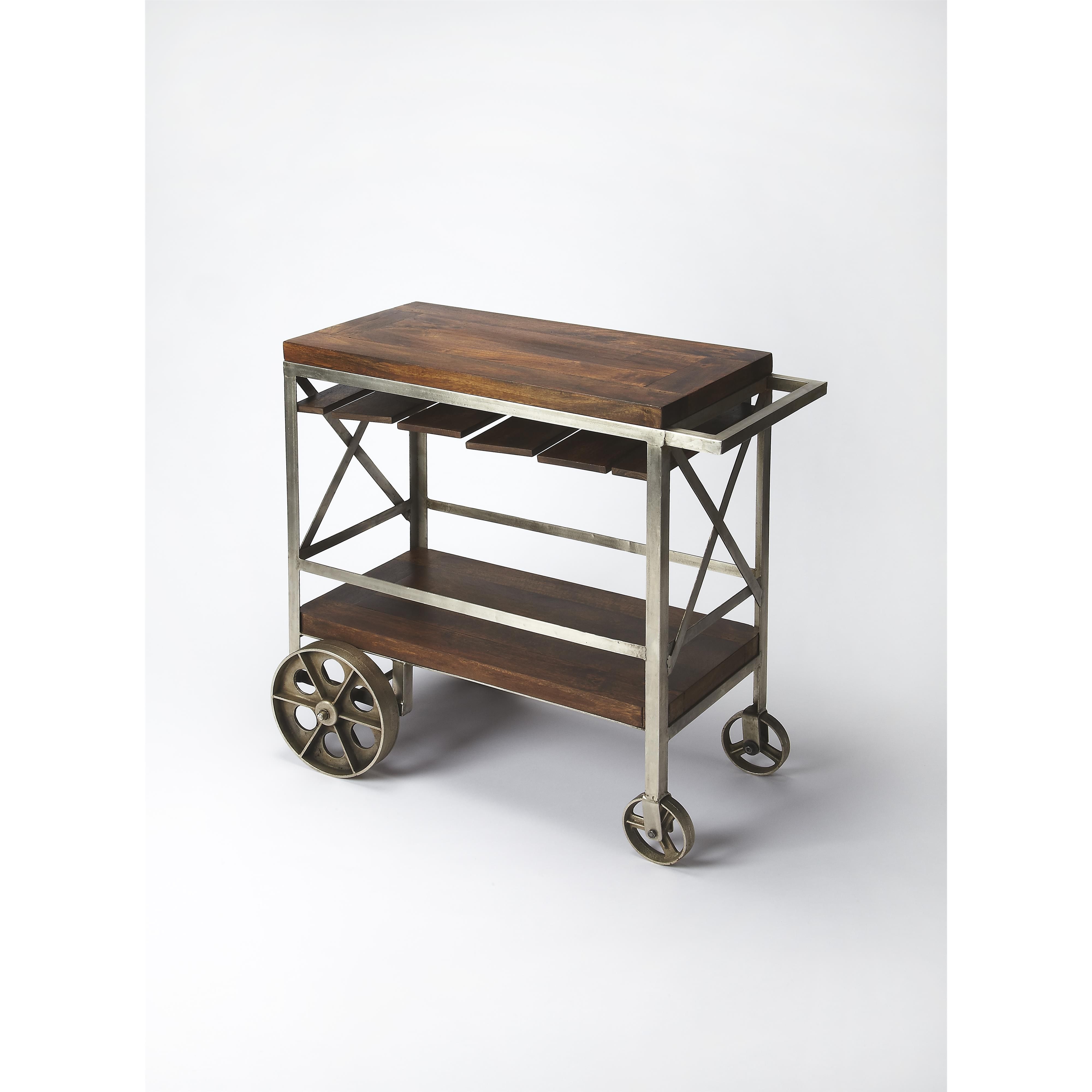 Butler Specialty Company Industrial Chic Trolley Server - Item Number: 3541330