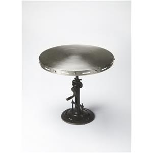 Butler Specialty Company Industrial Chic Crank Accent Table