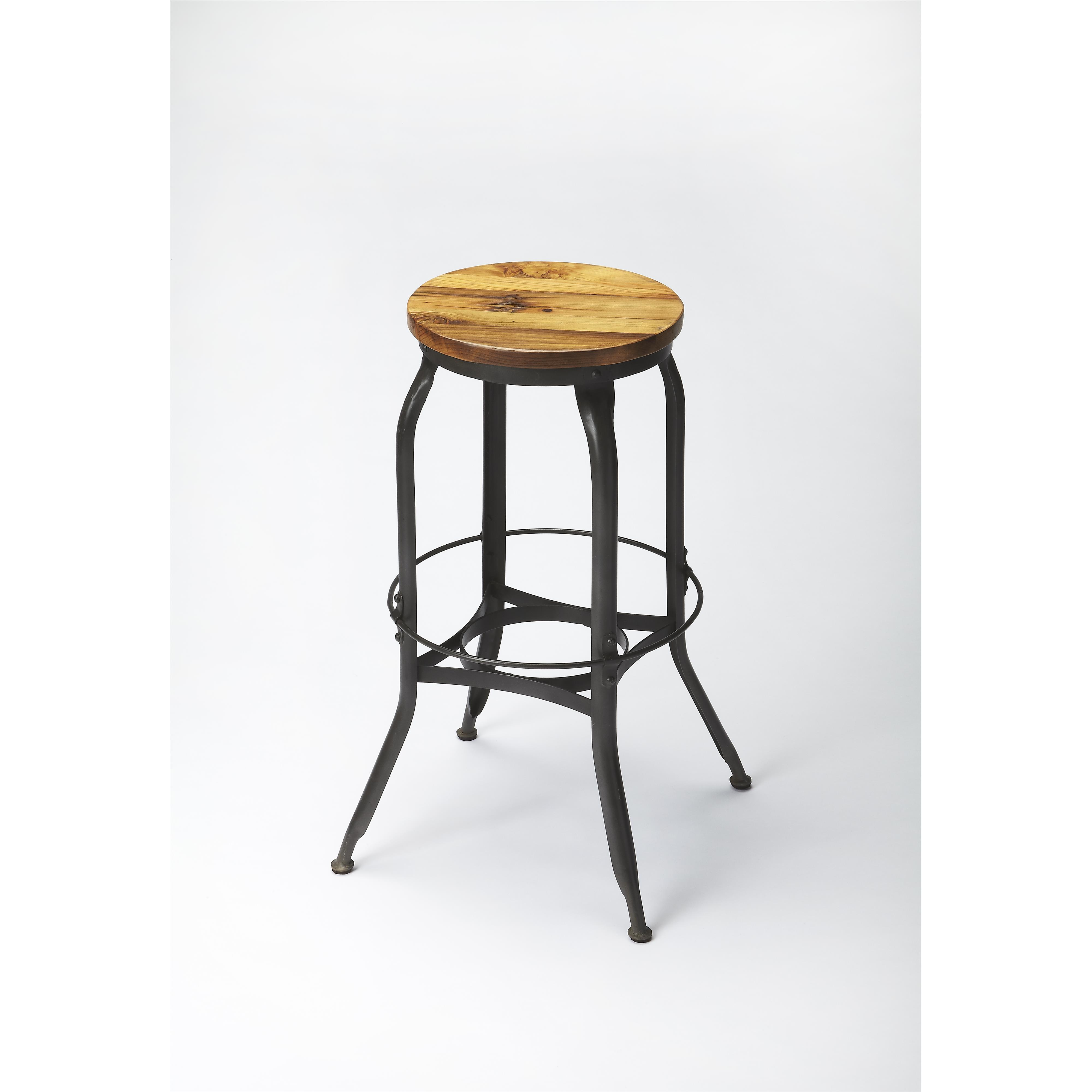 Butler Specialty Company Industrial Chic Bar Stool - Item Number: 3548330