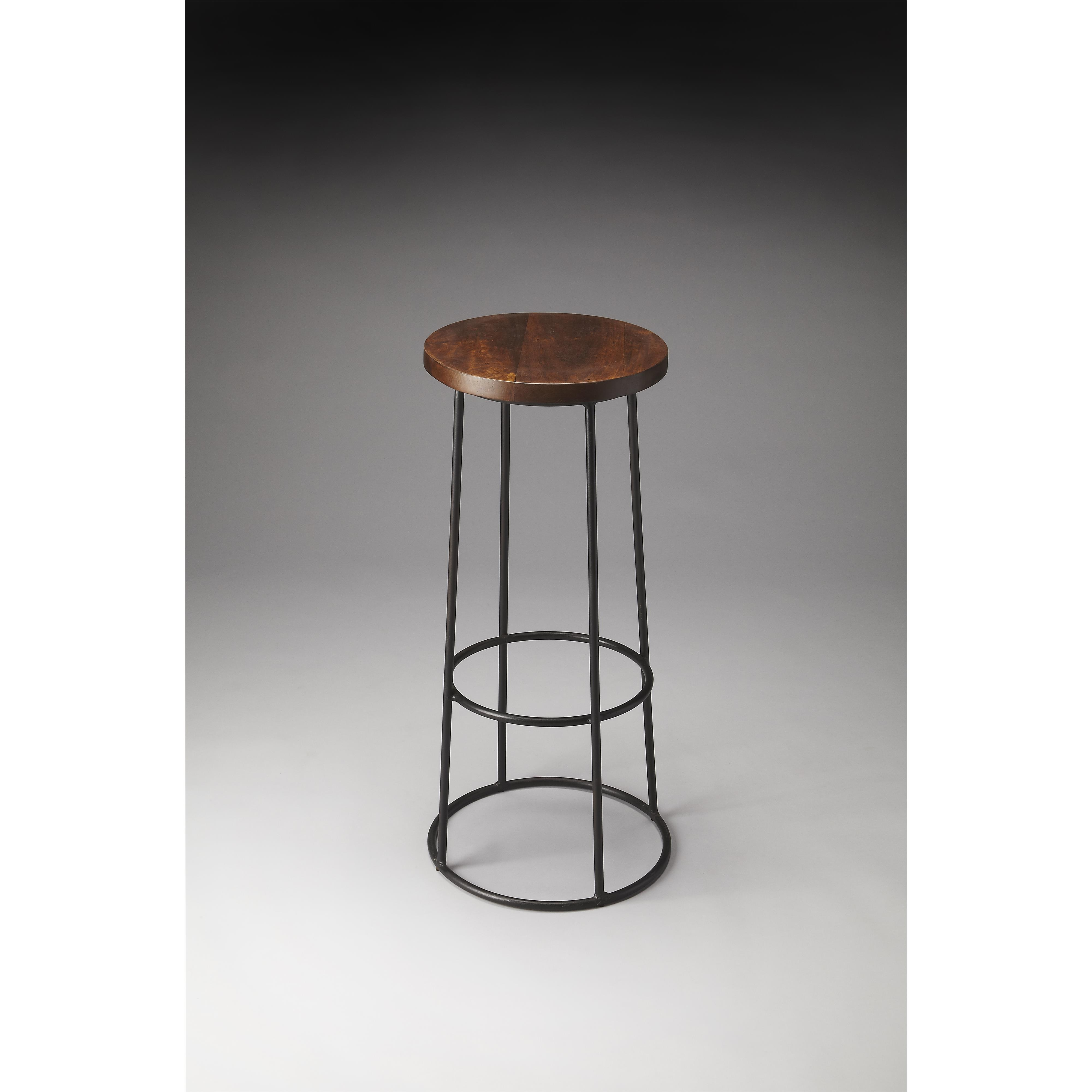 Butler Specialty Company Industrial Chic Bar Stool - Item Number: 5092330