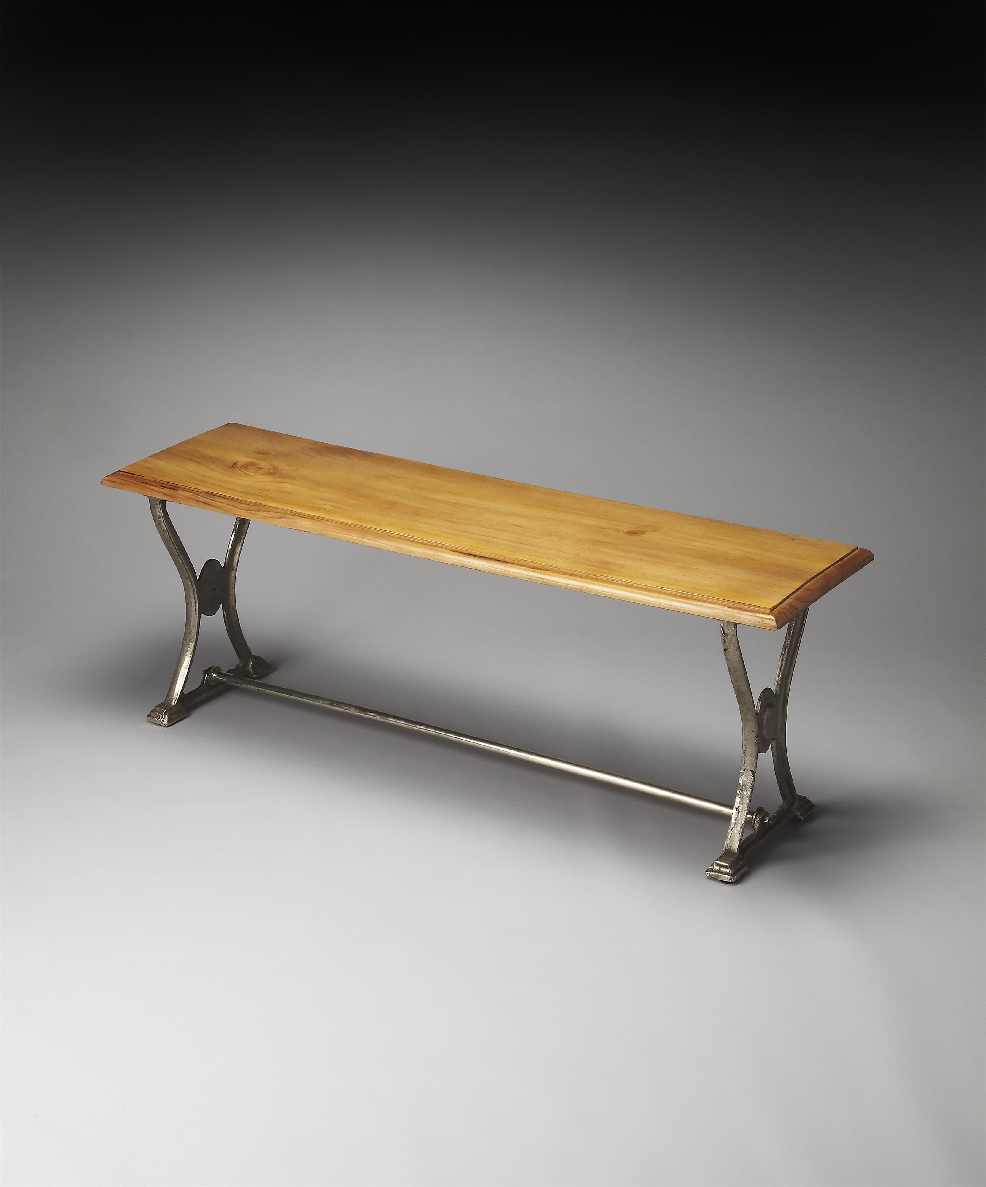 Butler Specialty Company Industrial Chic Bench - Item Number: 5094330