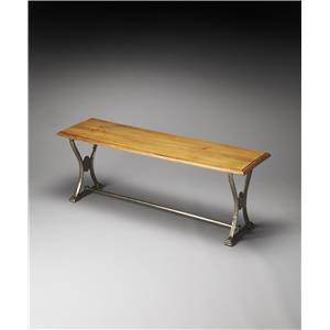 Butler Specialty Company Industrial Chic Bench