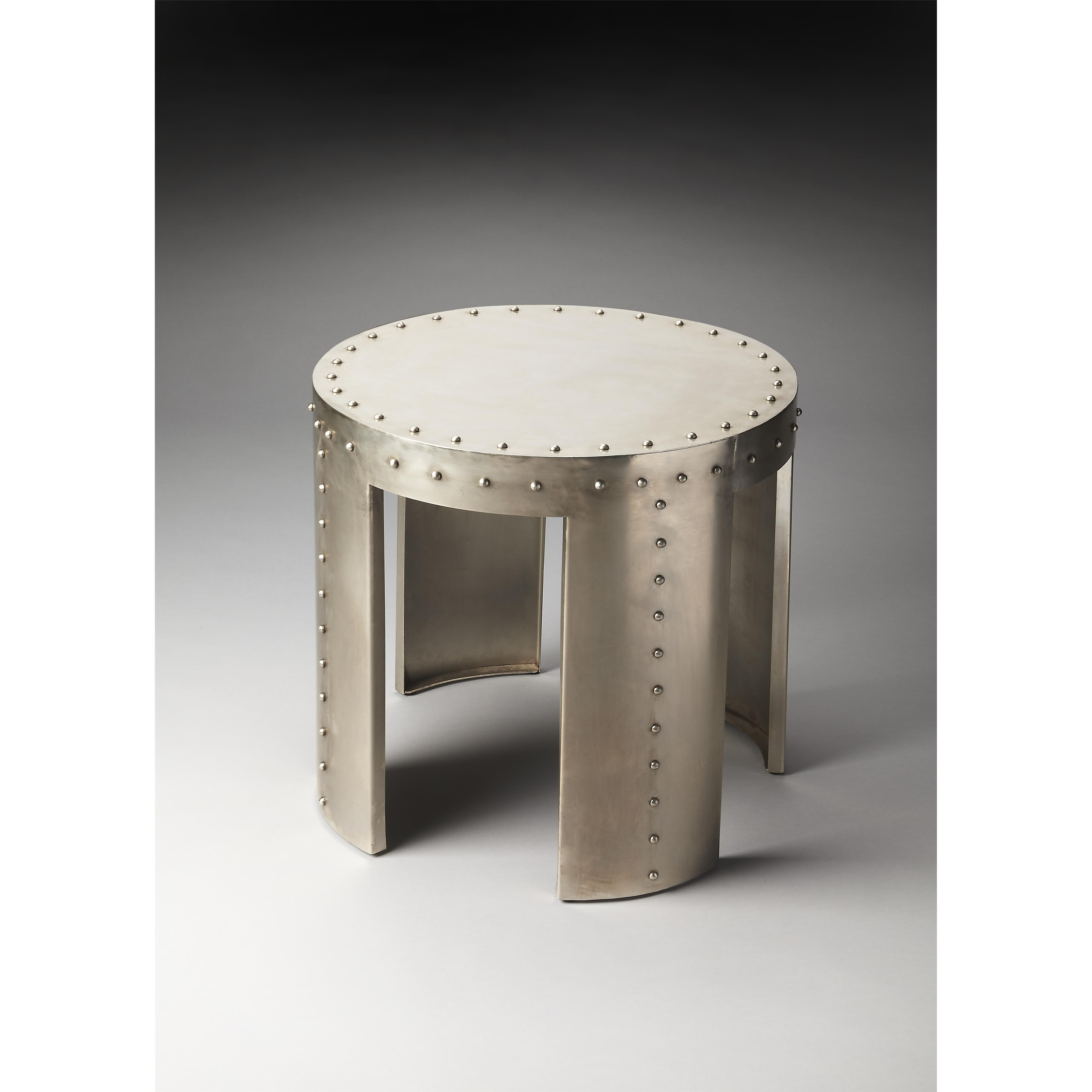 Butler Specialty Company Industrial Chic Accent Table - Item Number: 5116330