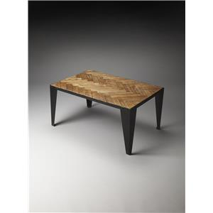 Butler Specialty Company Industrial Chic Cocktail Table