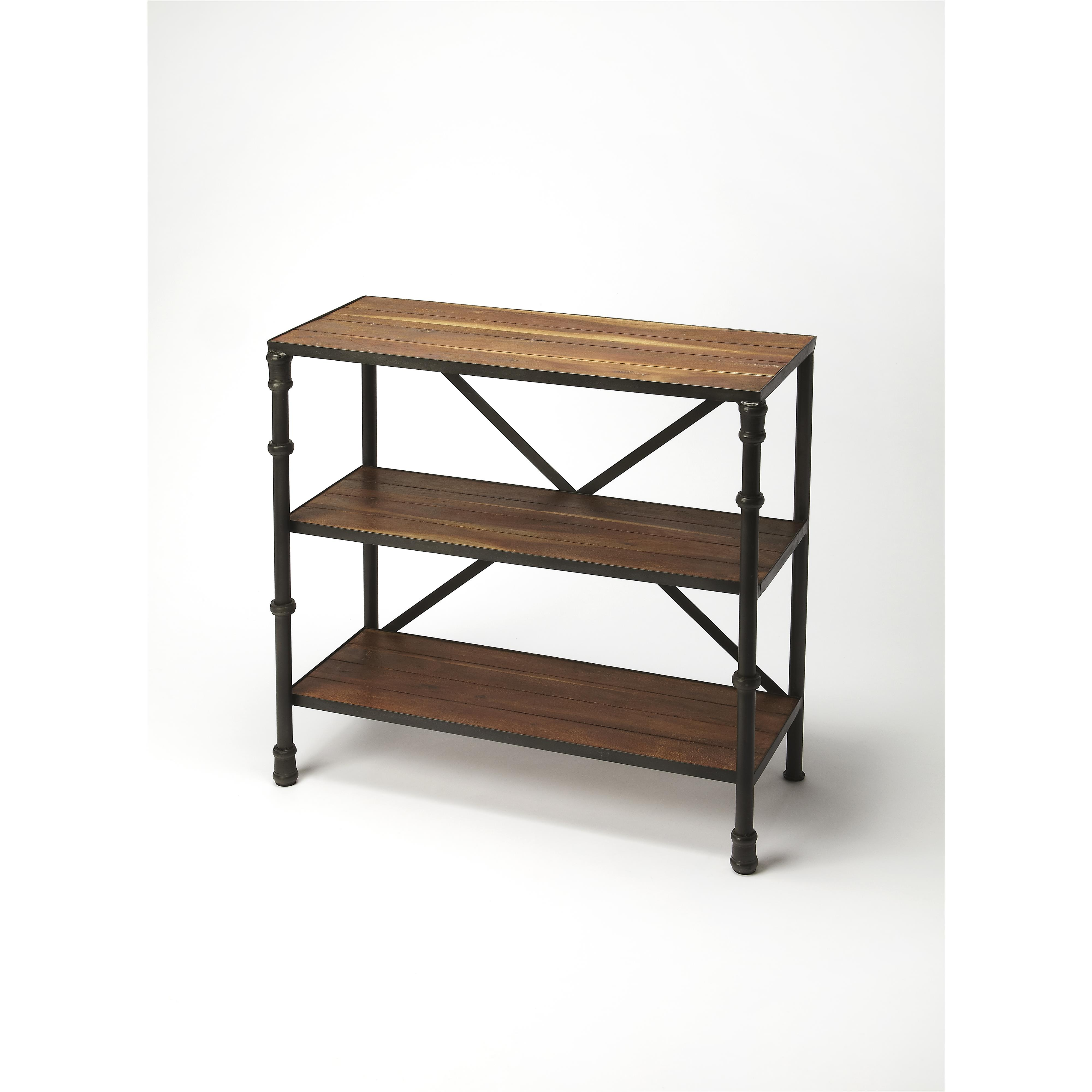 Butler Specialty Company Industrial Chic Console Table - Item Number: 5151330