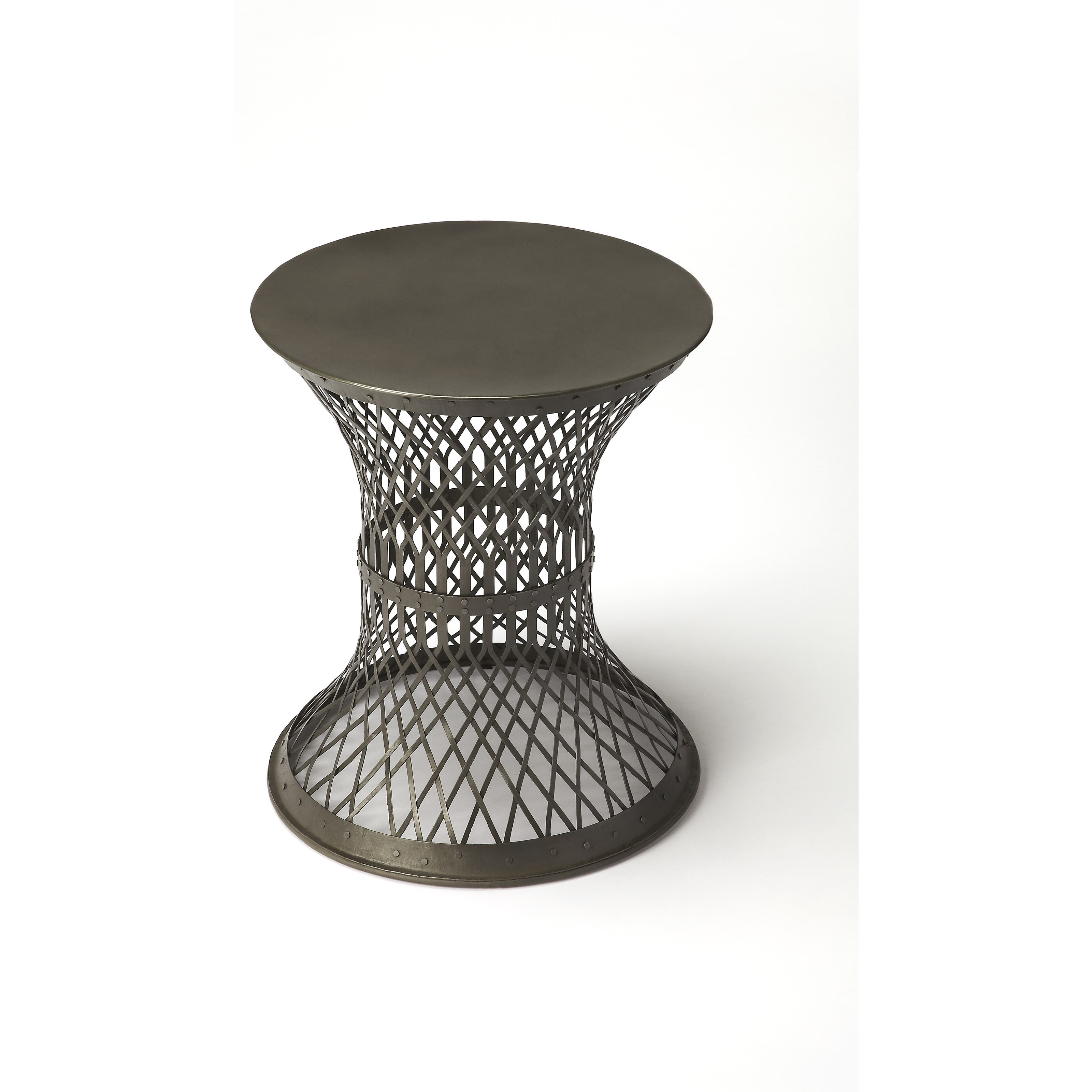 Butler Specialty Company Industrial Chic End Table - Item Number: 3671330