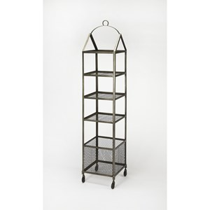 Butler Specialty Company Industrial Chic Etagere