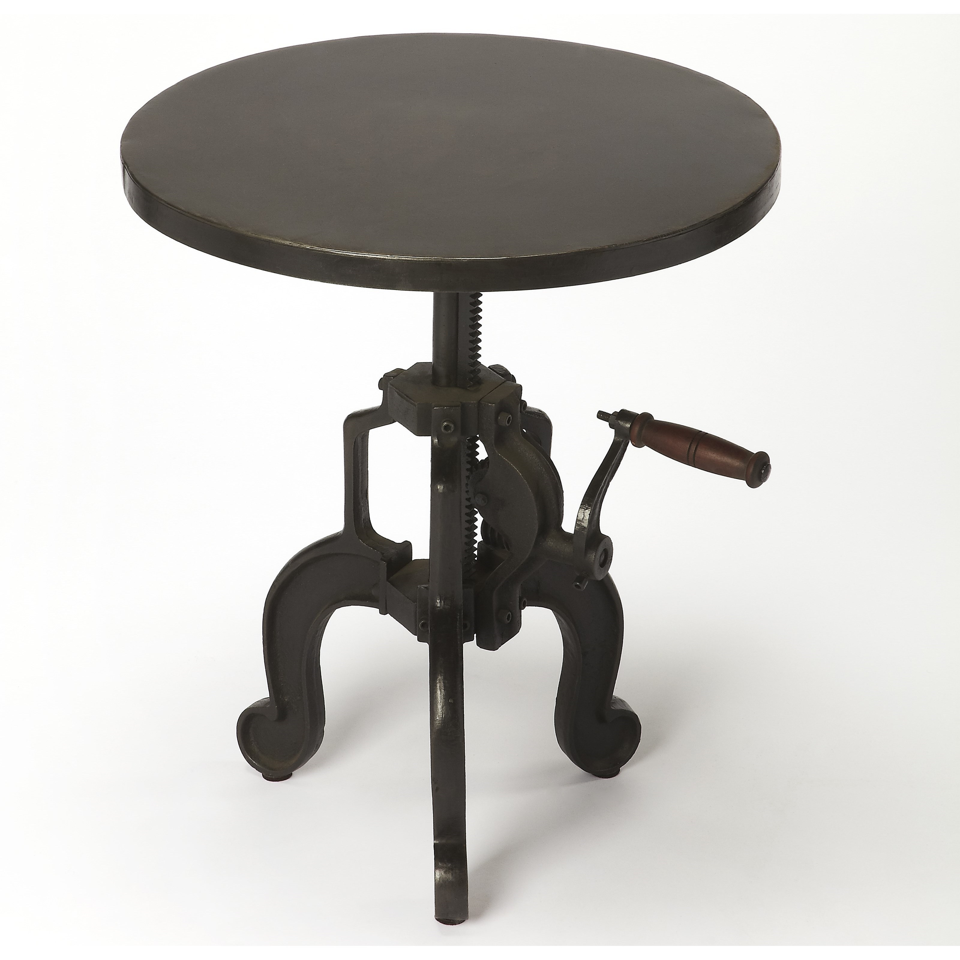 Butler Specialty Company Industrial Chic End Table - Item Number: 3682330