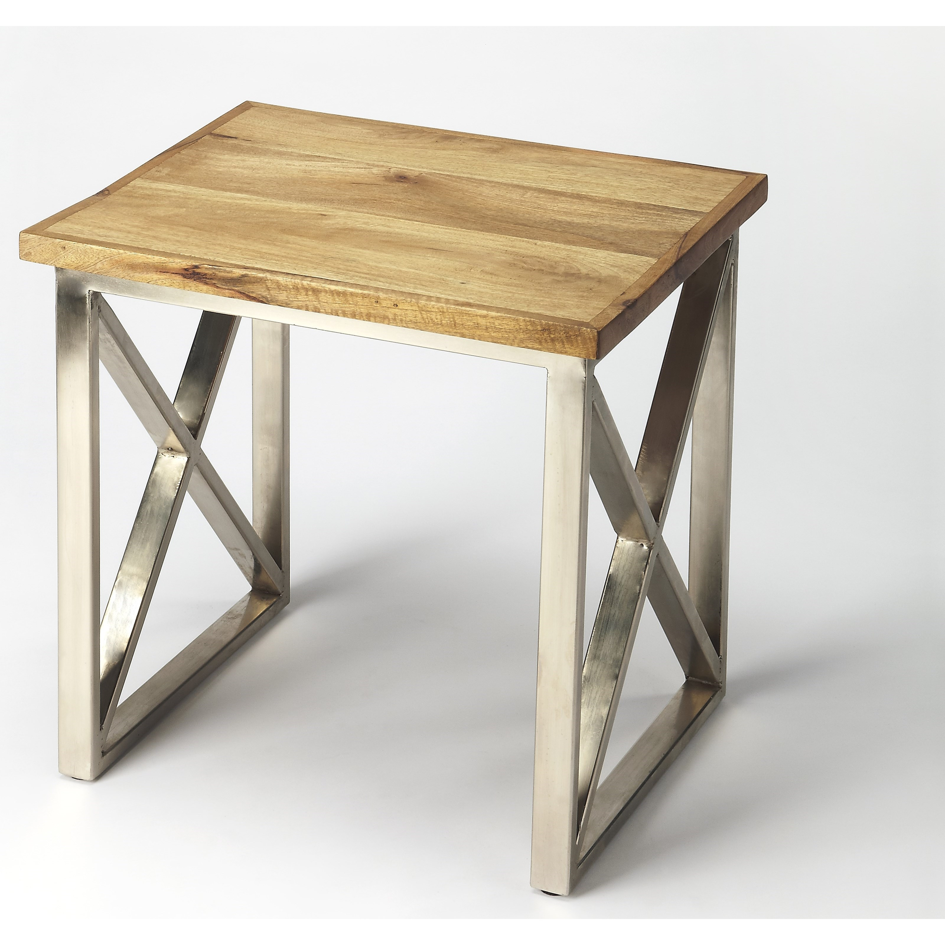 Butler Specialty Company Industrial Chic End Table - Item Number: 3683330