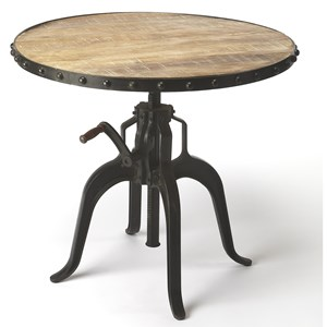 Butler Specialty Company Industrial Chic Foyer Table