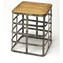 Butler Specialty Company Industrial Chic End Table - Item Number: 4338330
