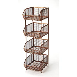Butler Specialty Company Industrial Chic Storage Rack