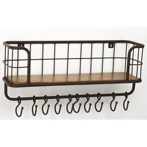Butler Specialty Company Industrial Chic Wall Rack