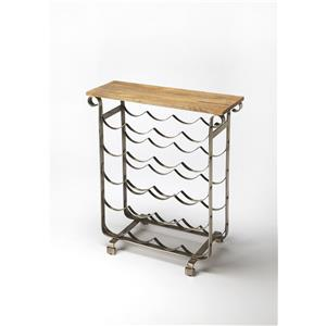 Butler Specialty Company Industrial Chic Wine Rack