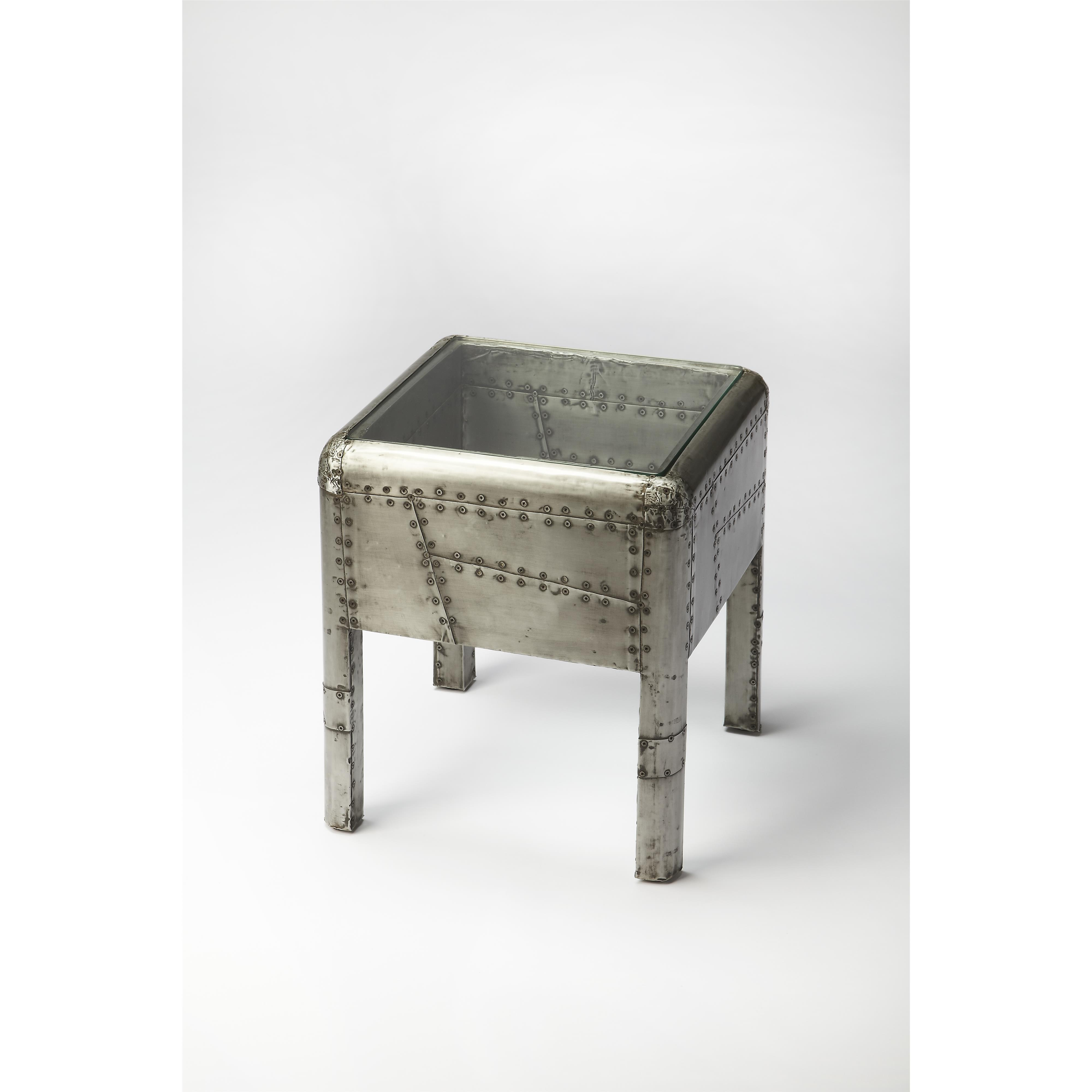 Butler Specialty Company Industrial Chic End Table - Item Number: 6121330