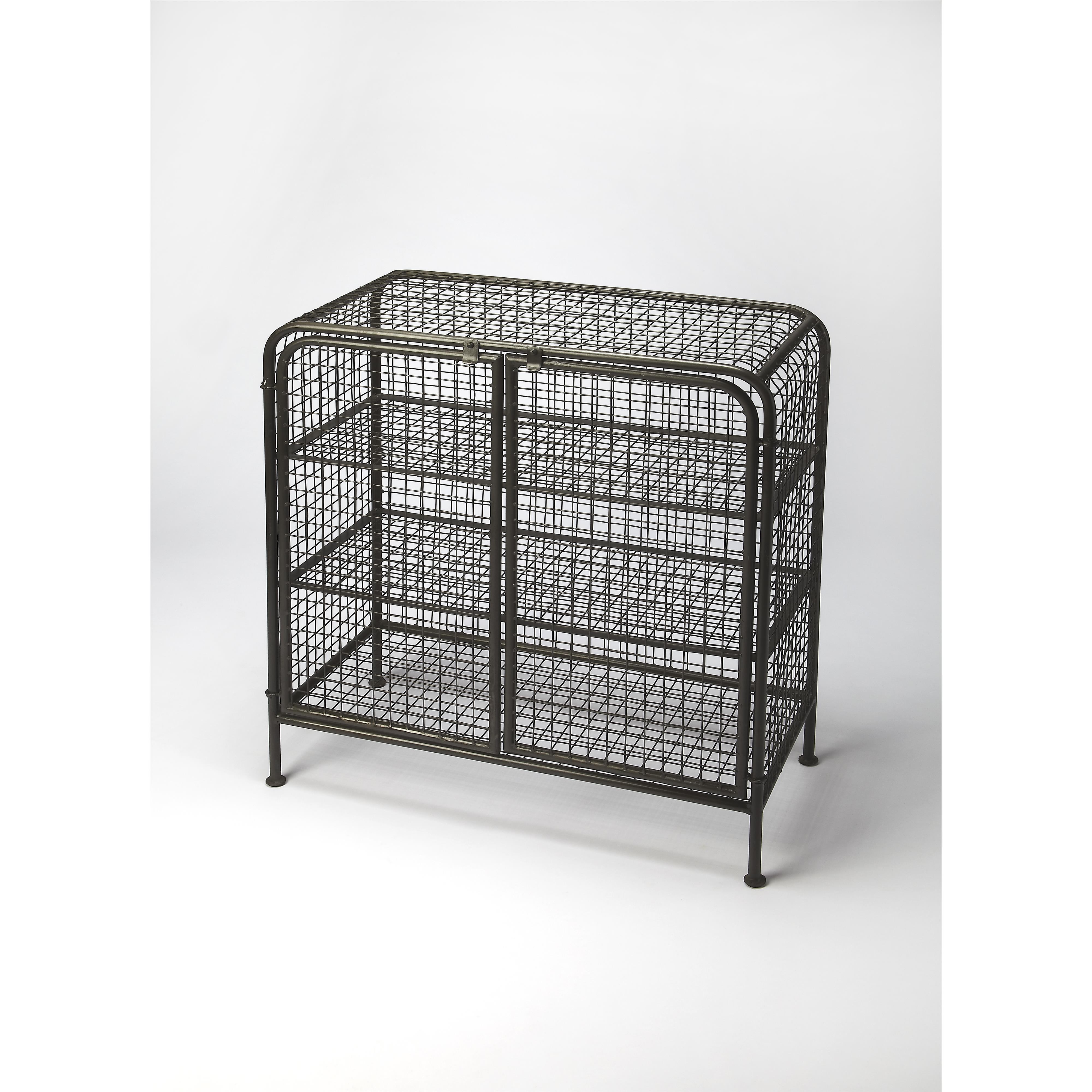 Butler Specialty Company Industrial Chic Cabinet - Item Number: 6129330